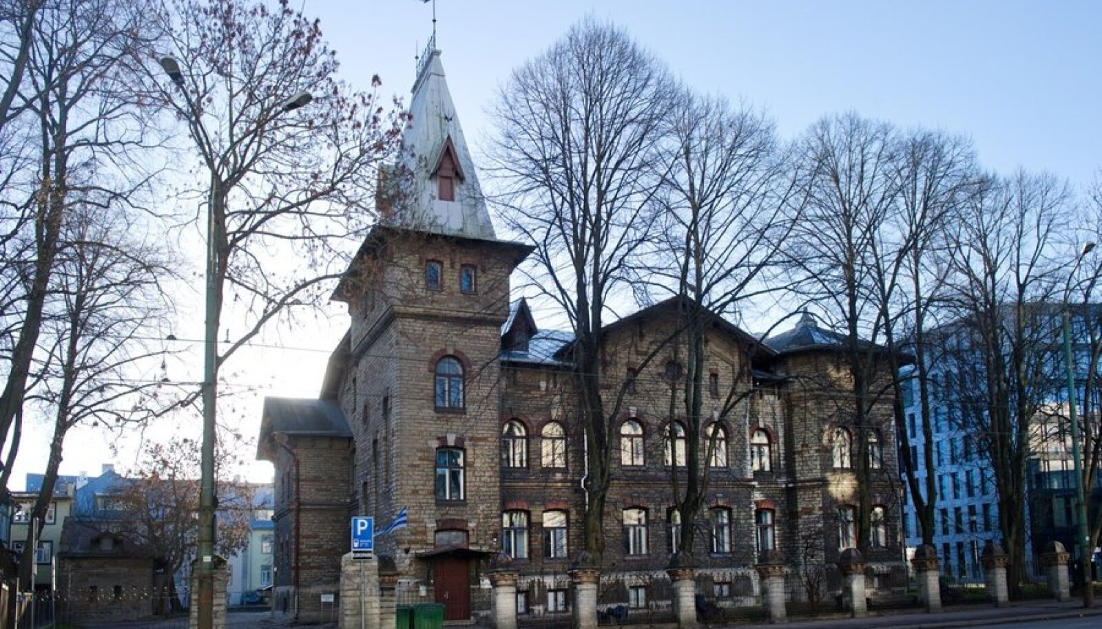 Majad.Narva mnt.