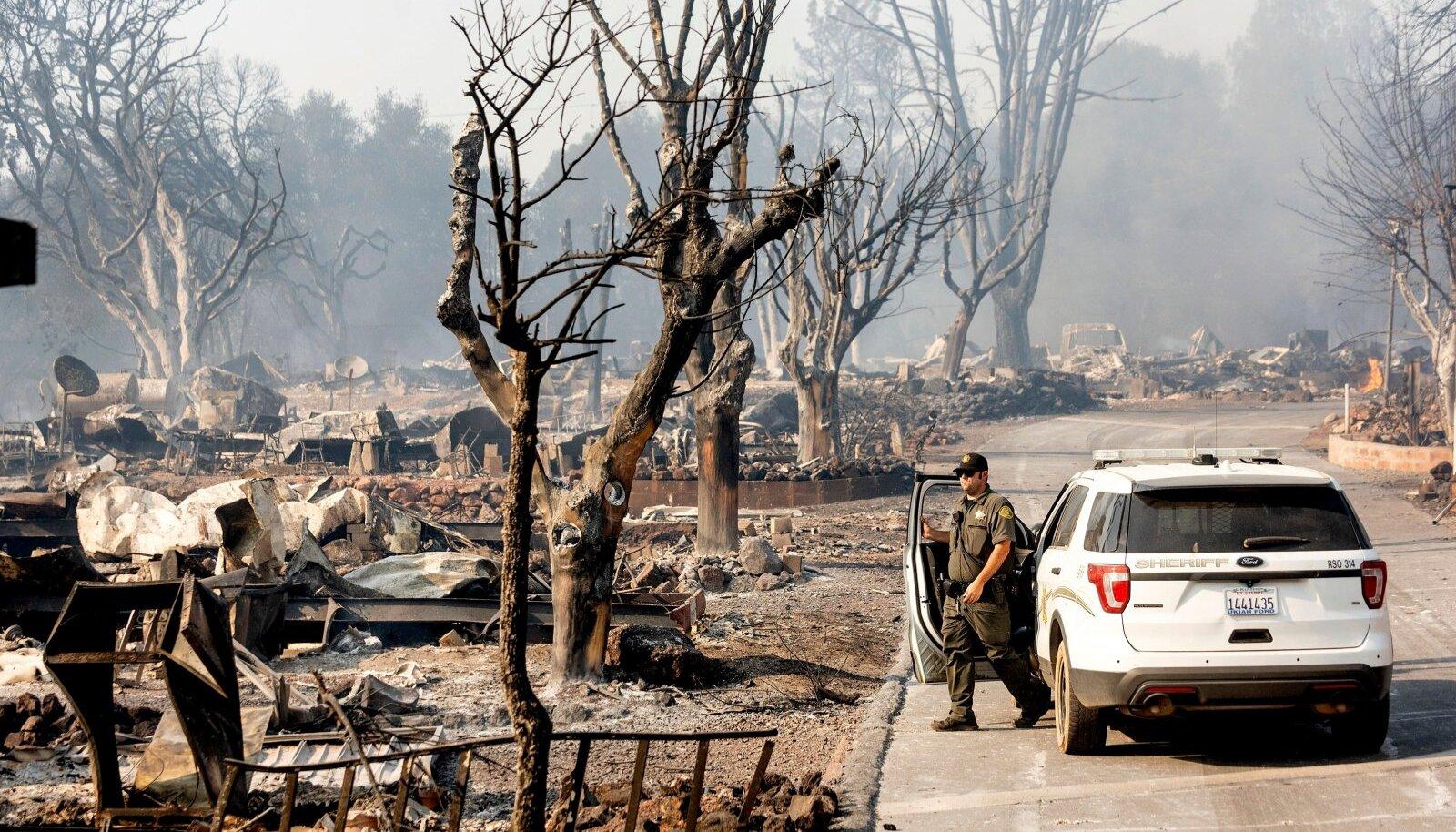 Kliimamuutused ei ole nišiprobleem, millel puudub seos ülejäänud eluga. Näiteks on muutuv kliima pikendanud USA iga-aastast põlenguperioodi tunduvalt.
