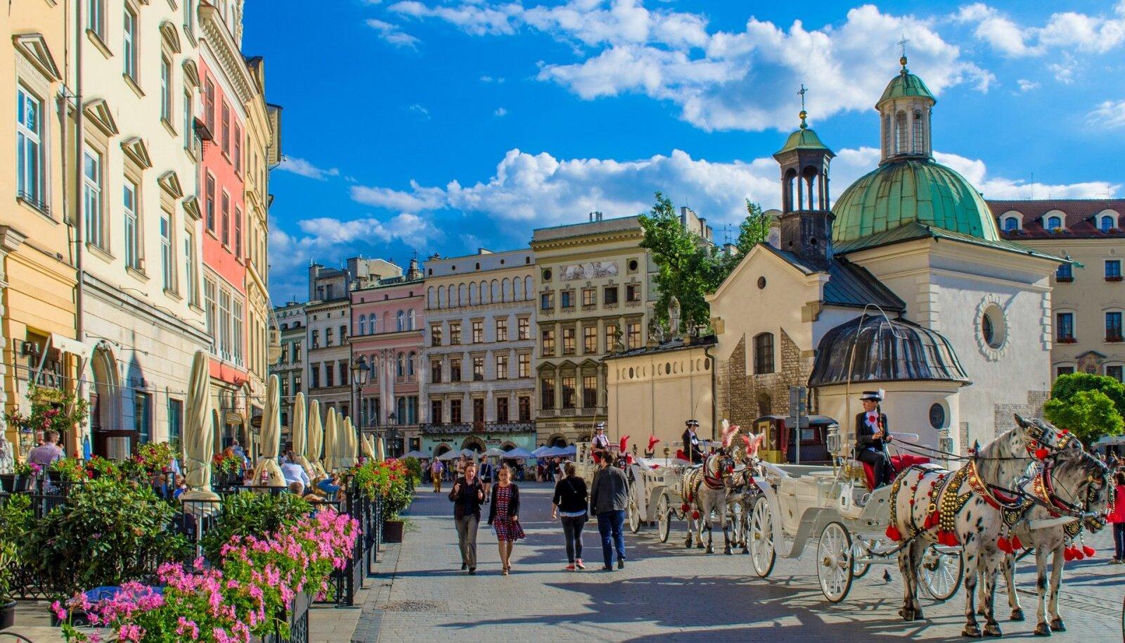 Kraków, Poola