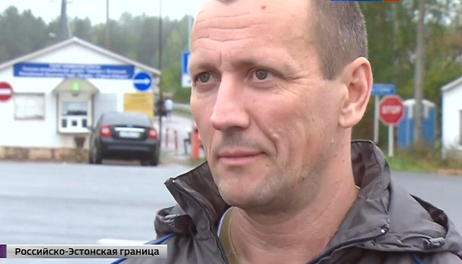 Aleksei Dressen annab intervjuud