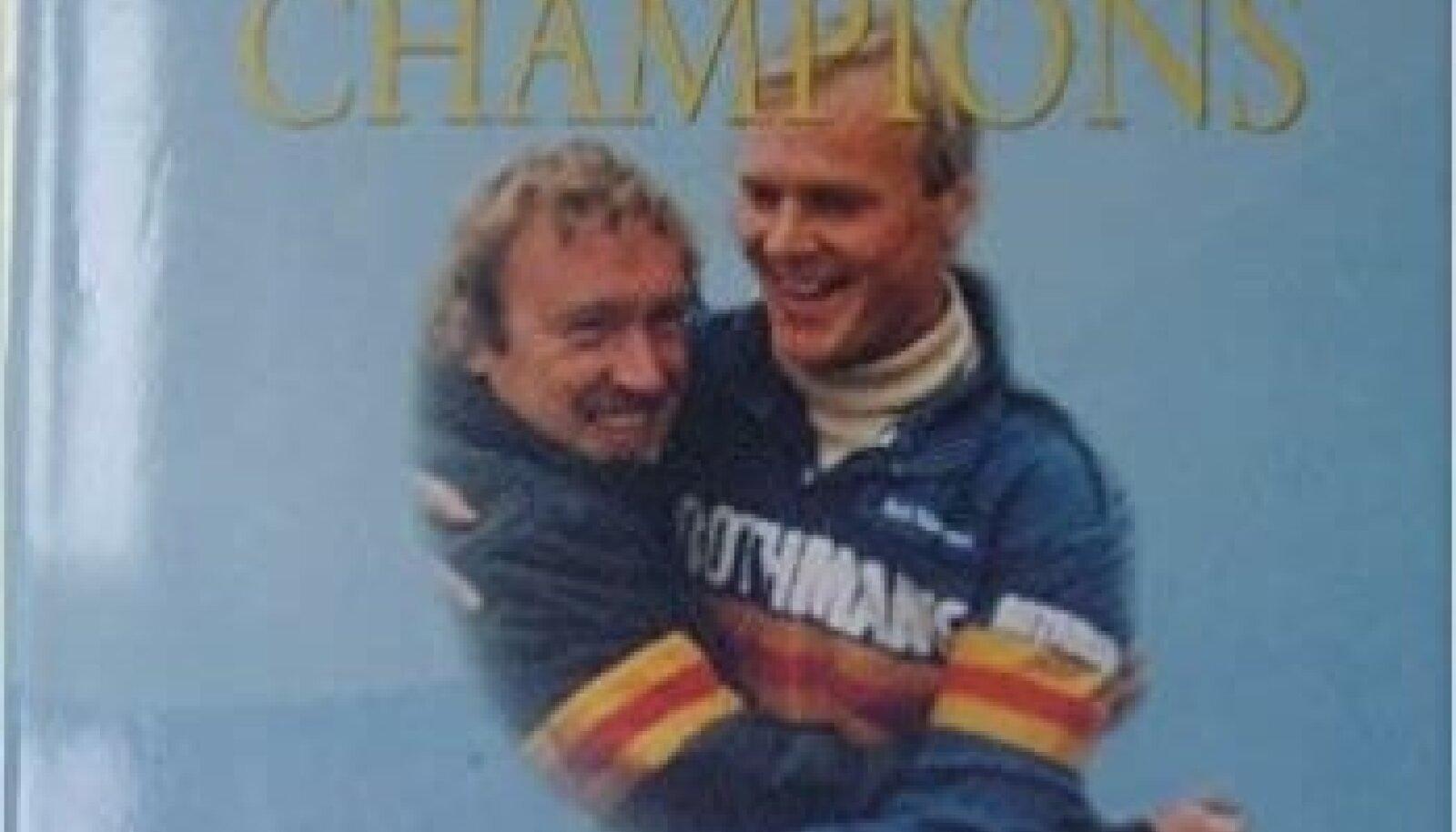 Legendaarne ralliraamat, kus vaadatakse tagasi David Suttoni ja Ari Vataneni suurepärasele koostööle.