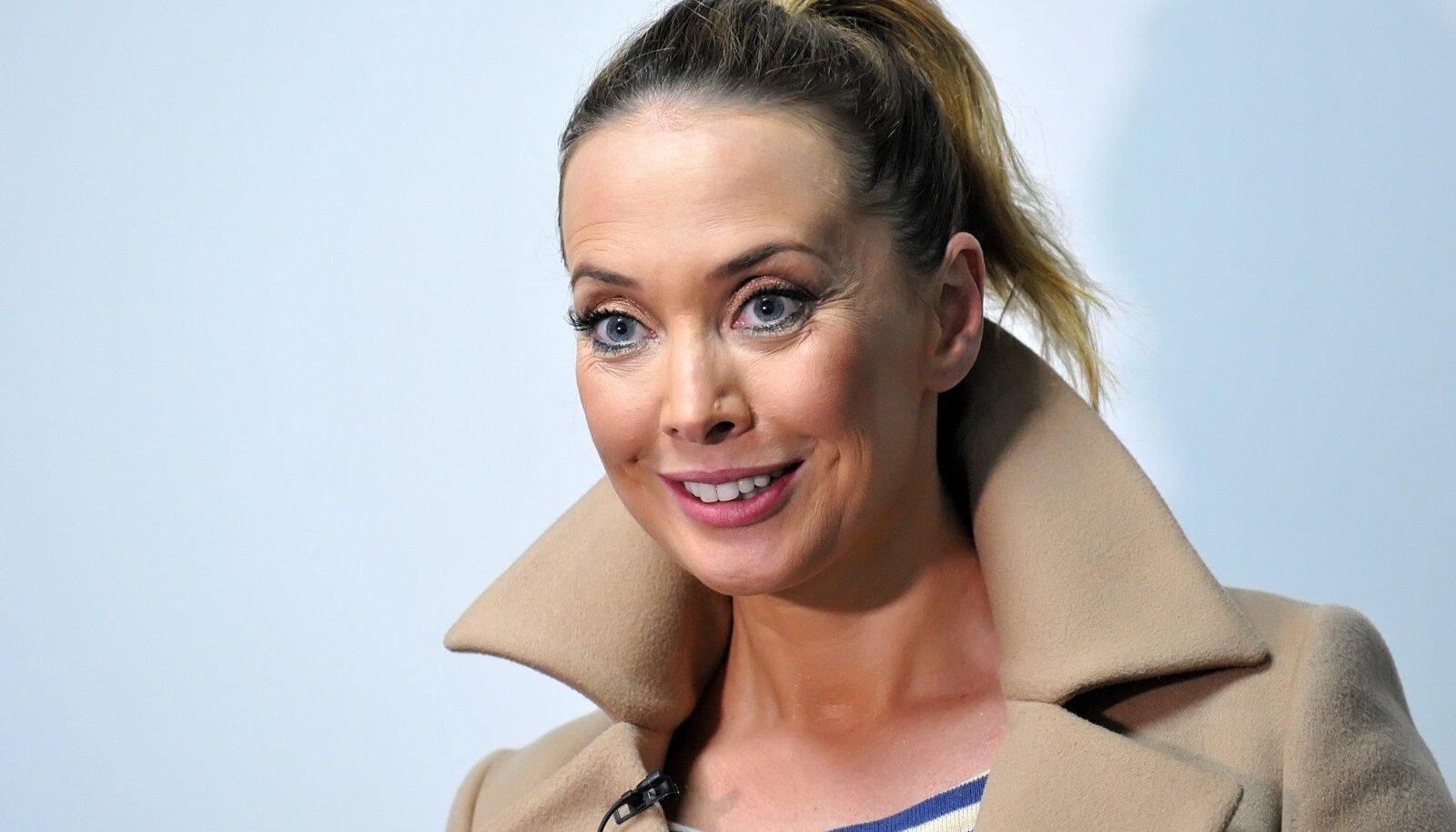 Pop singer Zhanna Friske