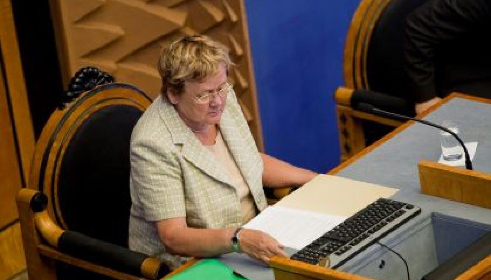 riigikogu erakorraline istung