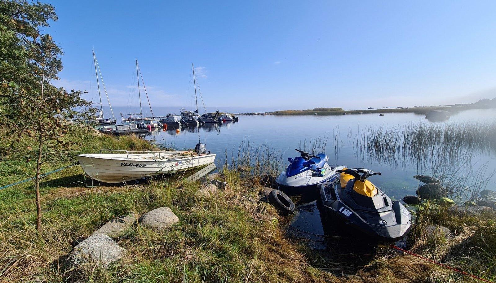 Puhkus Eestimaal: külastamas Pranglit ja Naissaart