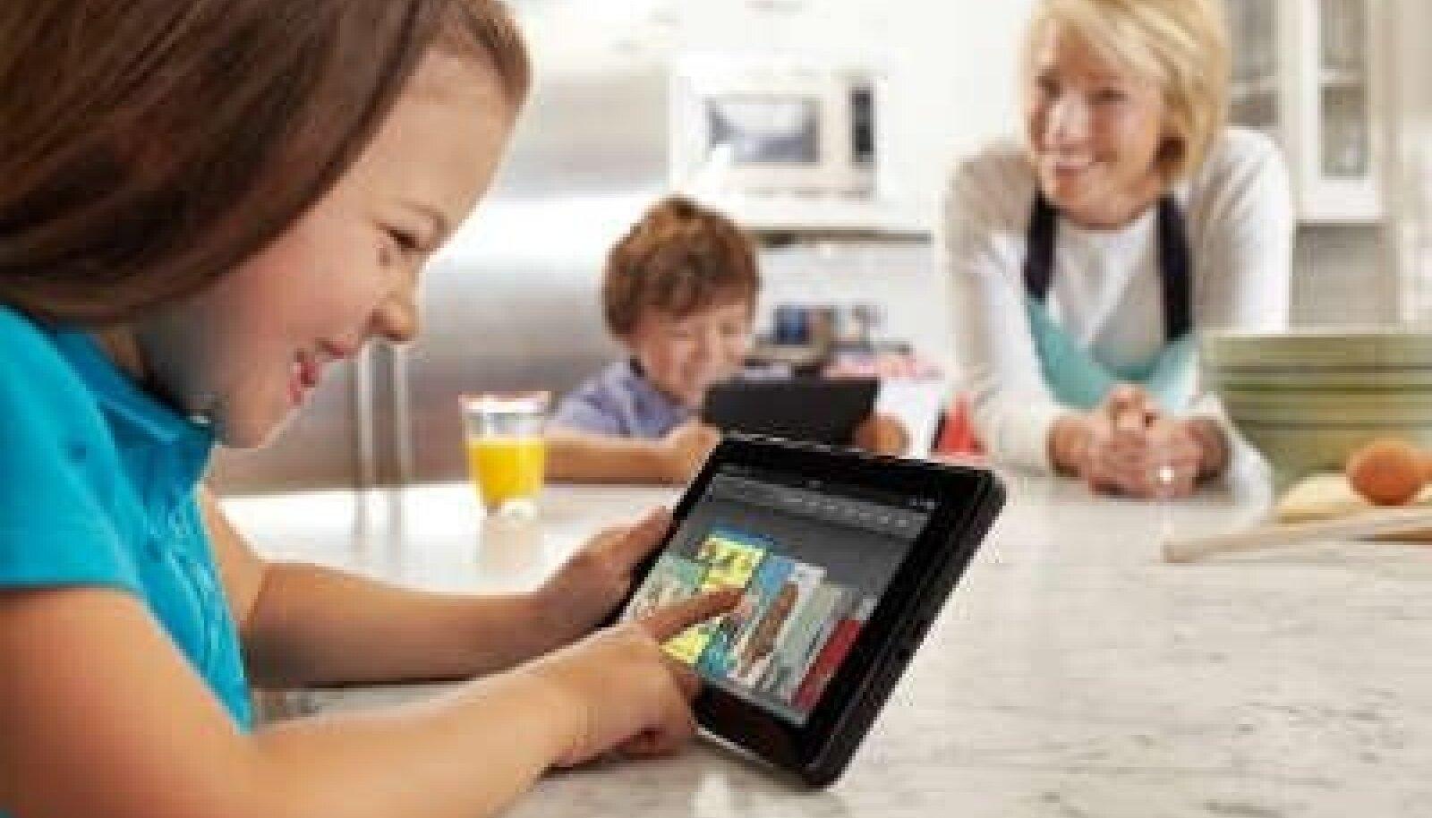 ChildPad, foto: TFTS