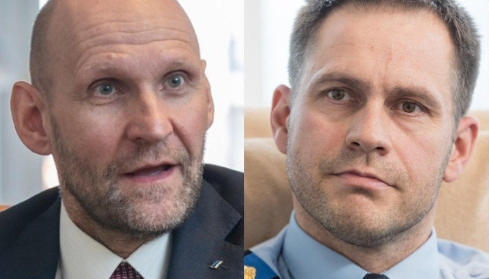 Helir-Valdor Seeder ja Elmar Vaher