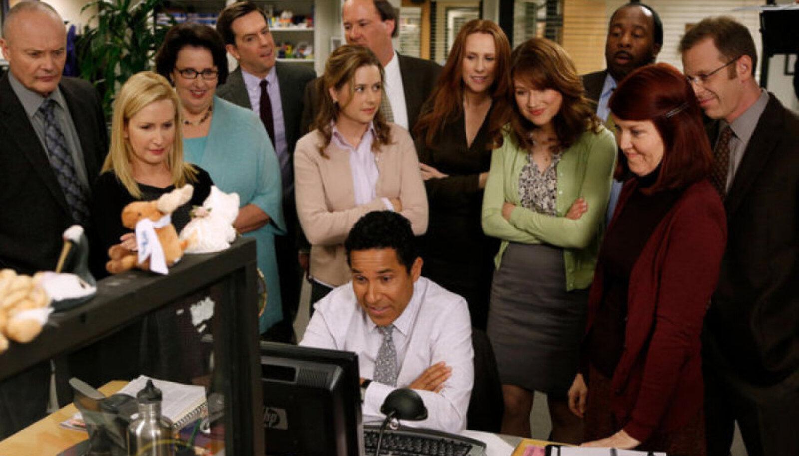 Kaader telesarjast The Office (Foto: NBC / Universal)