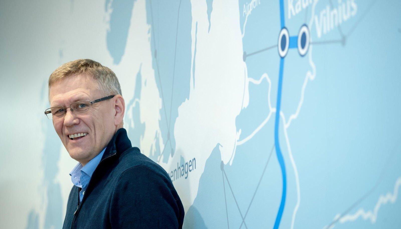 Rail Balticu ühisettevõttes Eesti filiaali juhtiva Aivar Jaeski sõnul on Eesti valitsus alati projekti toetanud.