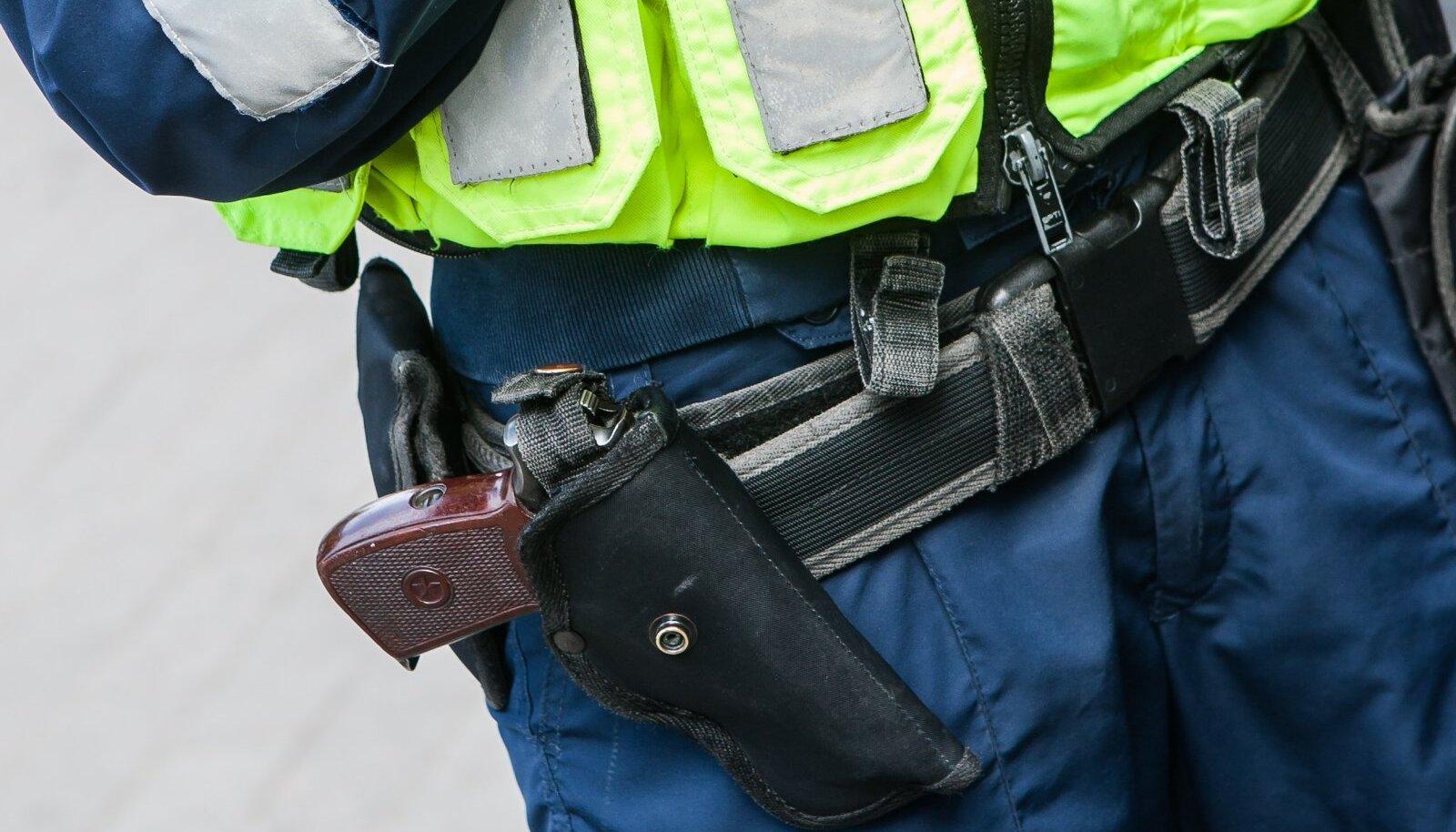 Politsei ametirelv