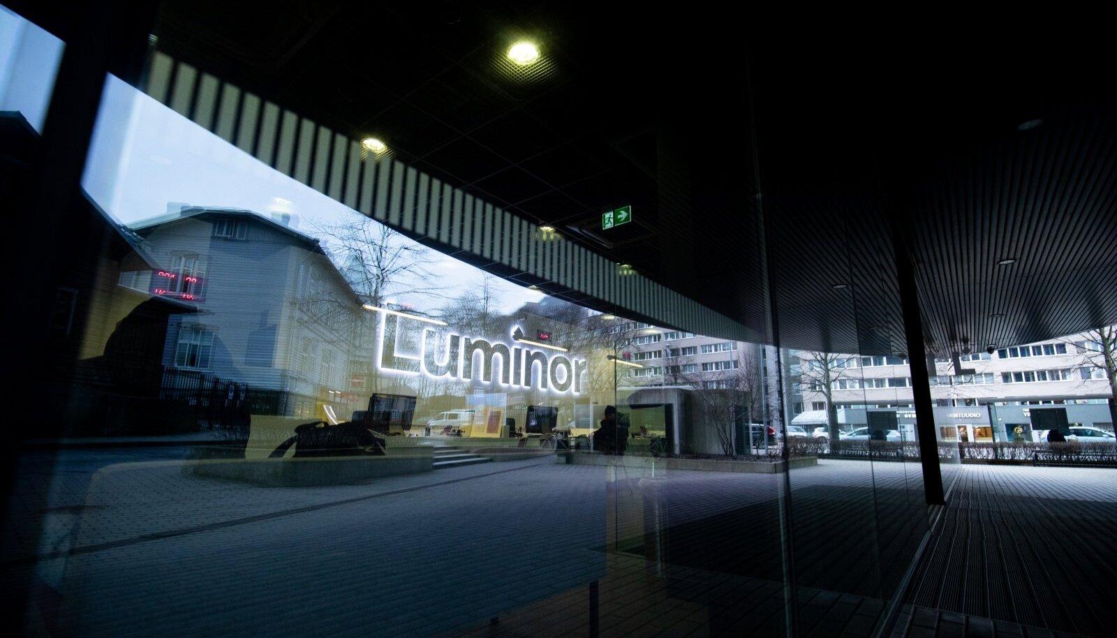Luminori pangakontor