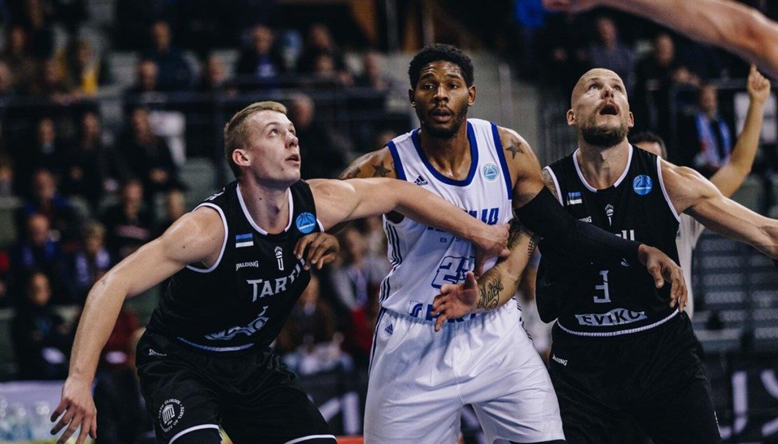 Tartu Ülikool kaotas võõrsil Soome klubile