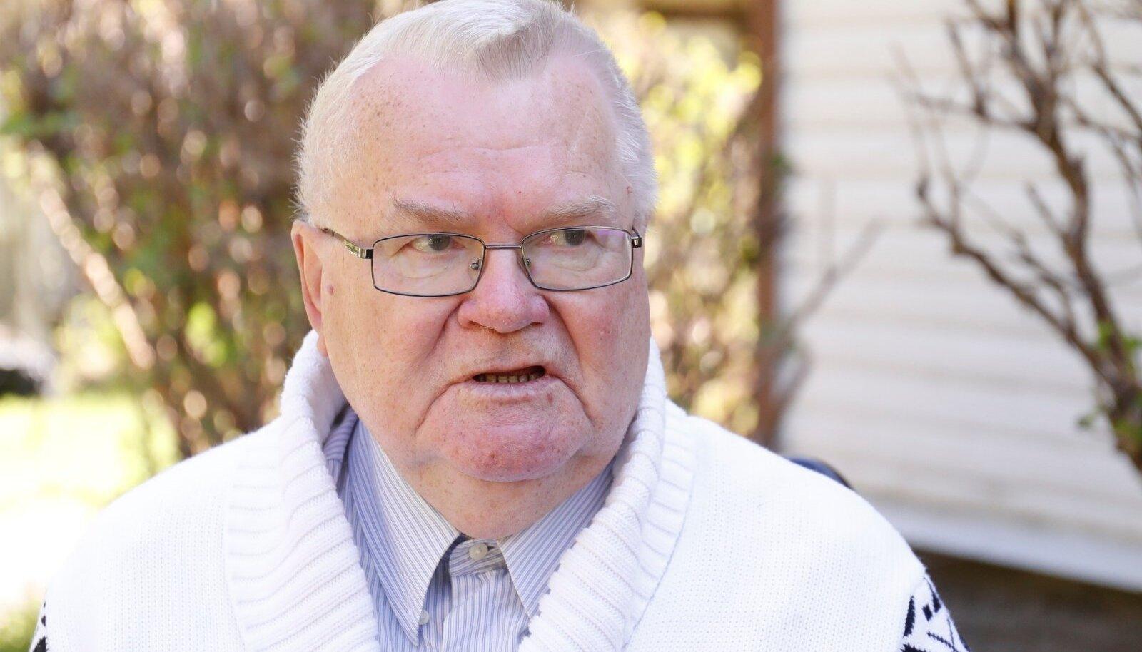 Edgar Savisaar 70