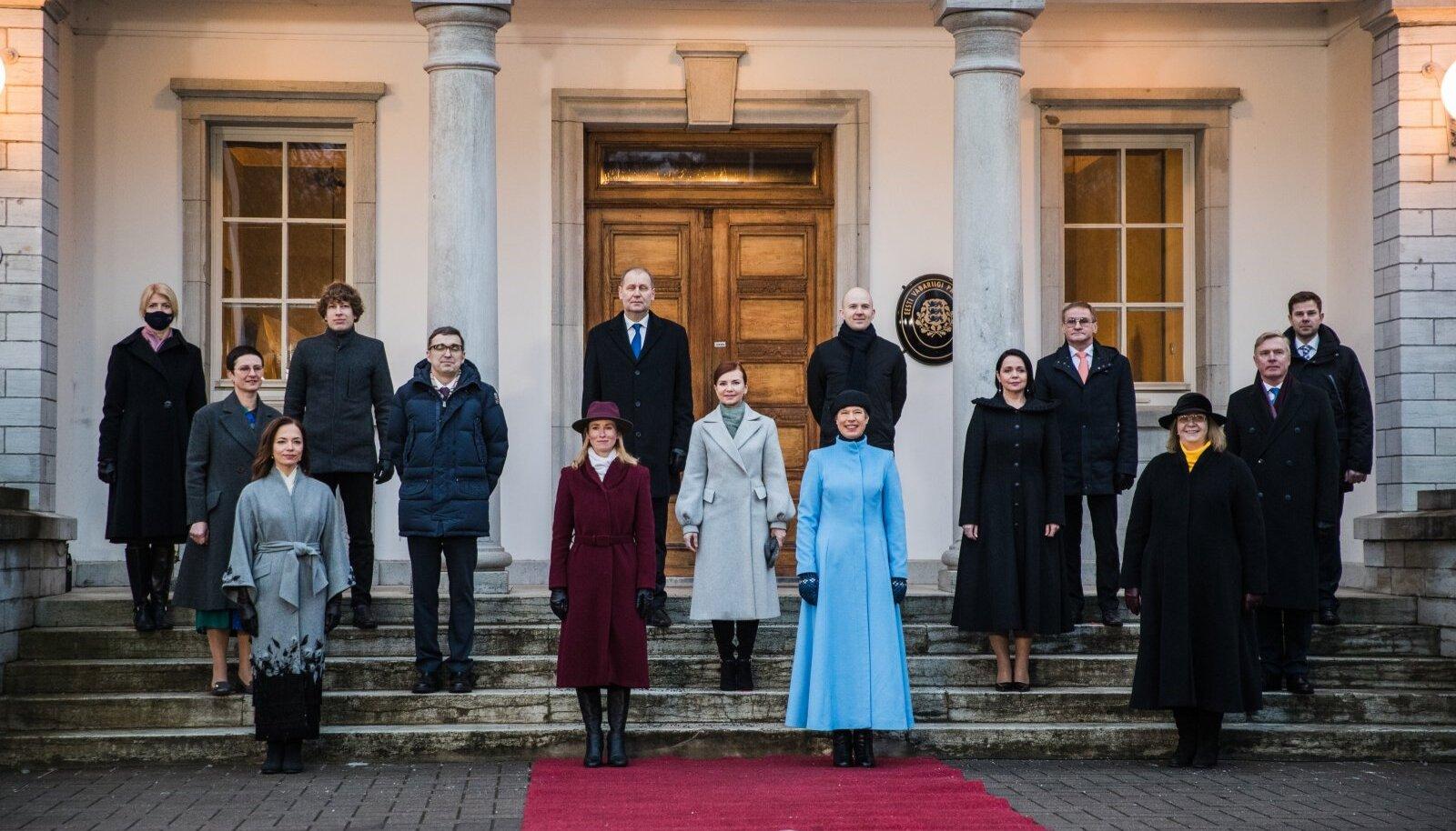 Kaja Kallase valitsus
