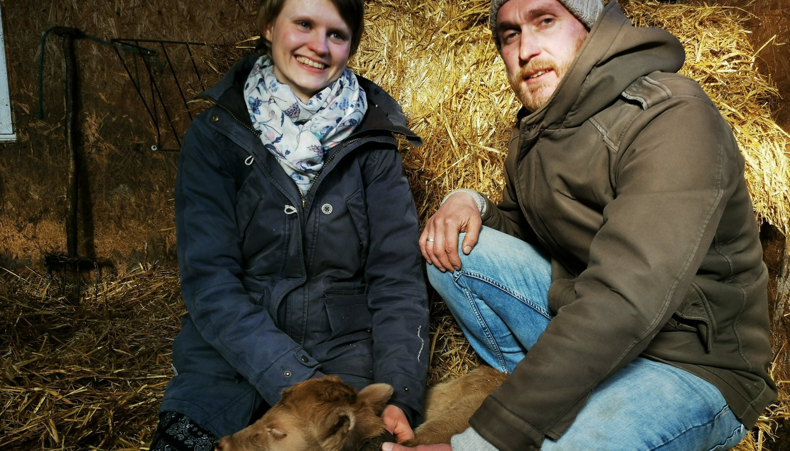 Hoolimata raskustest jätkab Kaisa Tähe koos abikaasa Priiduga lambapiimatalu arendamist.