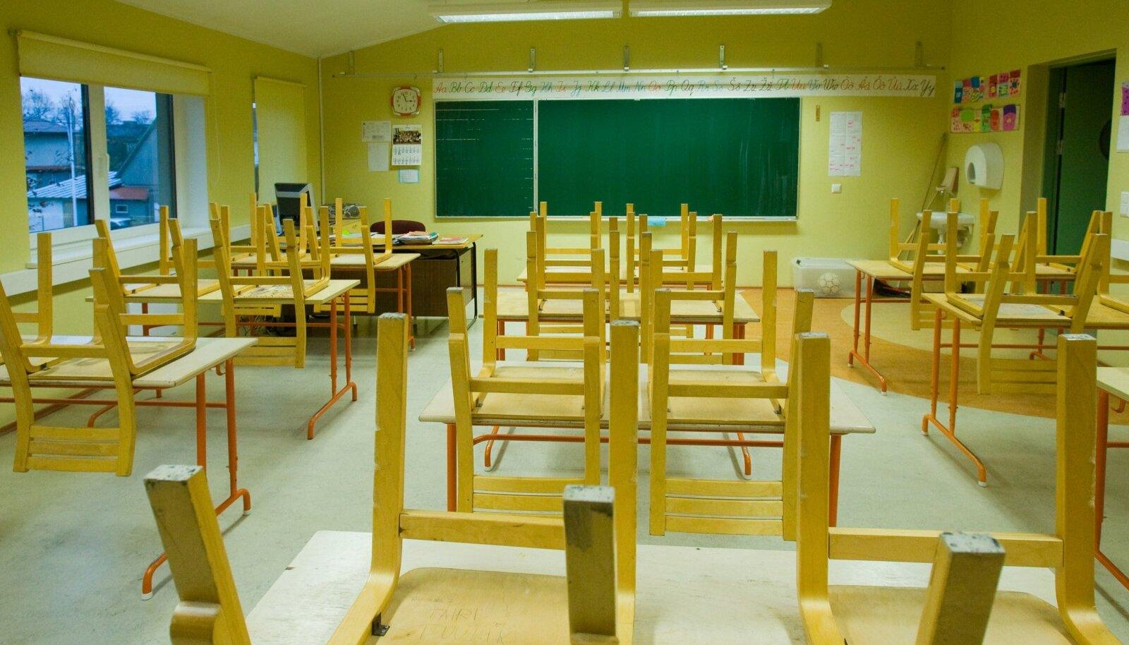 Kindlasti tuleb vältida koolilastel ka vaheajal kogunemisi olgu kodudes või mujal.