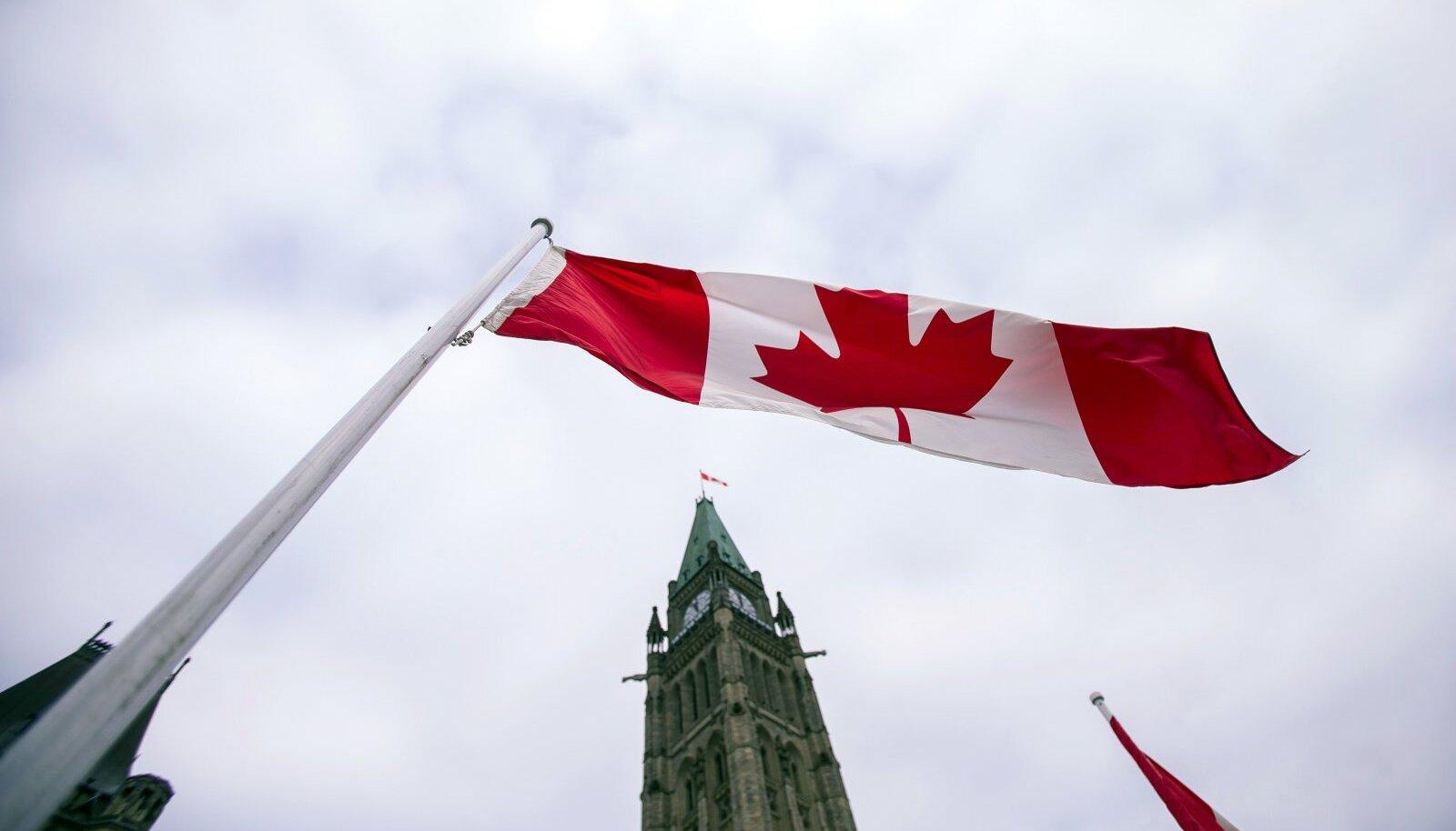 Kanada lipp