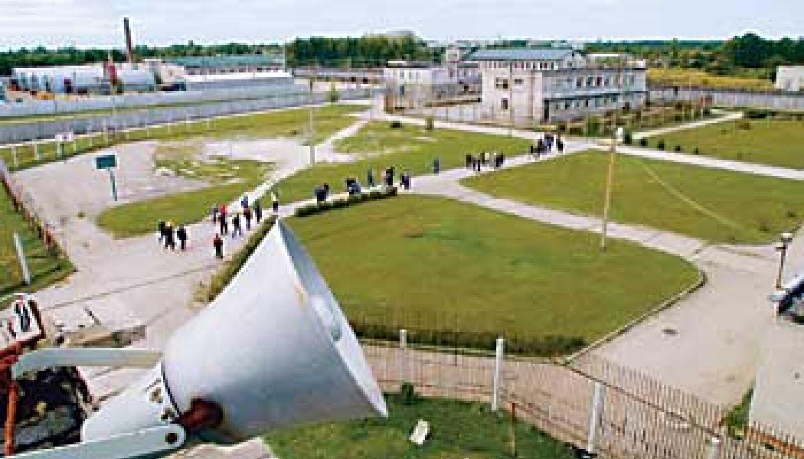 BARDAKKI POLE: Elu Ämari vanglas pole nii hull, nagu väidab endine vangivalvur, kinnitavad vanglajuhid. Vallo Kruuser