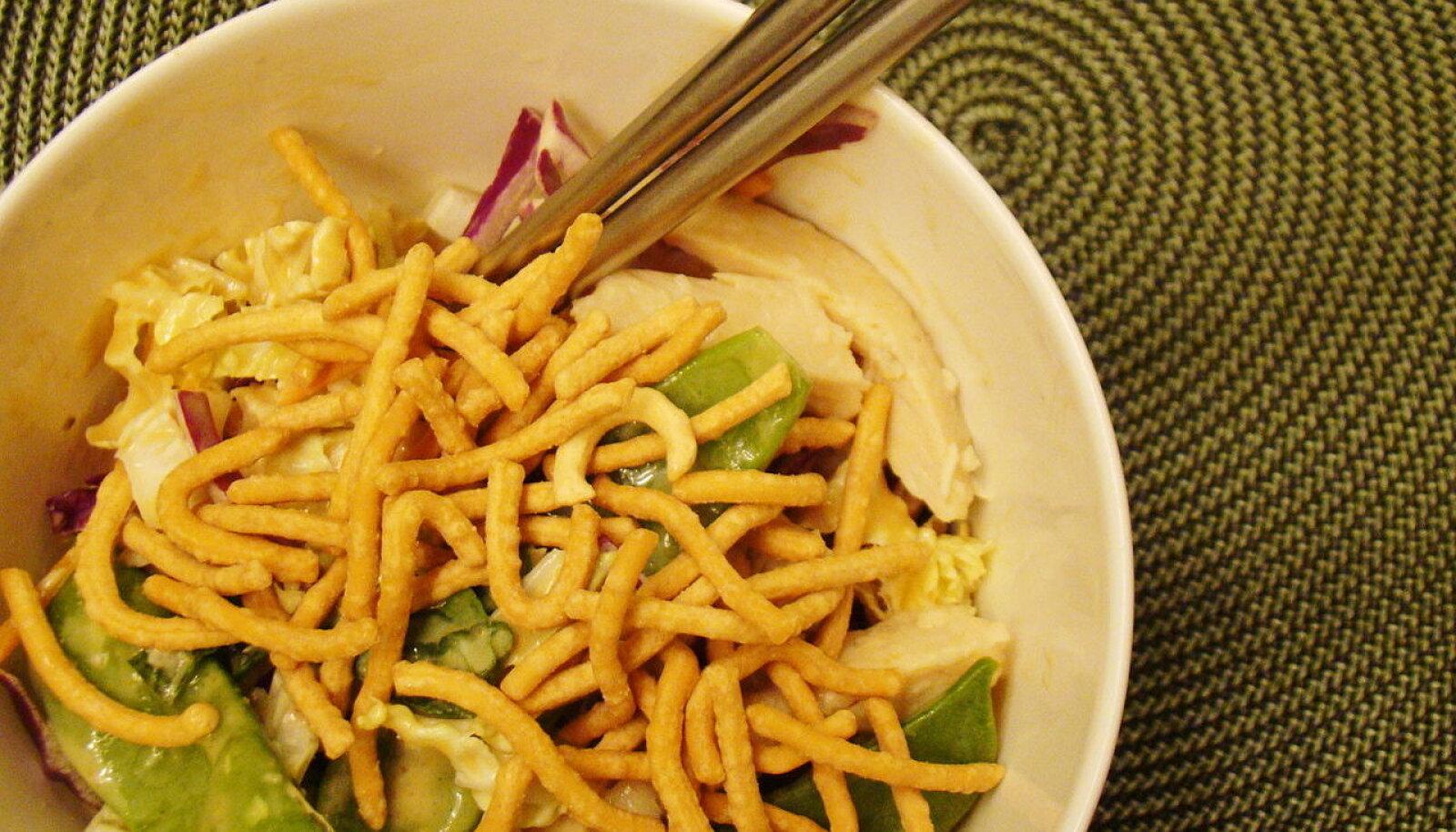 Hiina vegantoit (Wikimedia Commons / Vegan Feast Catering)