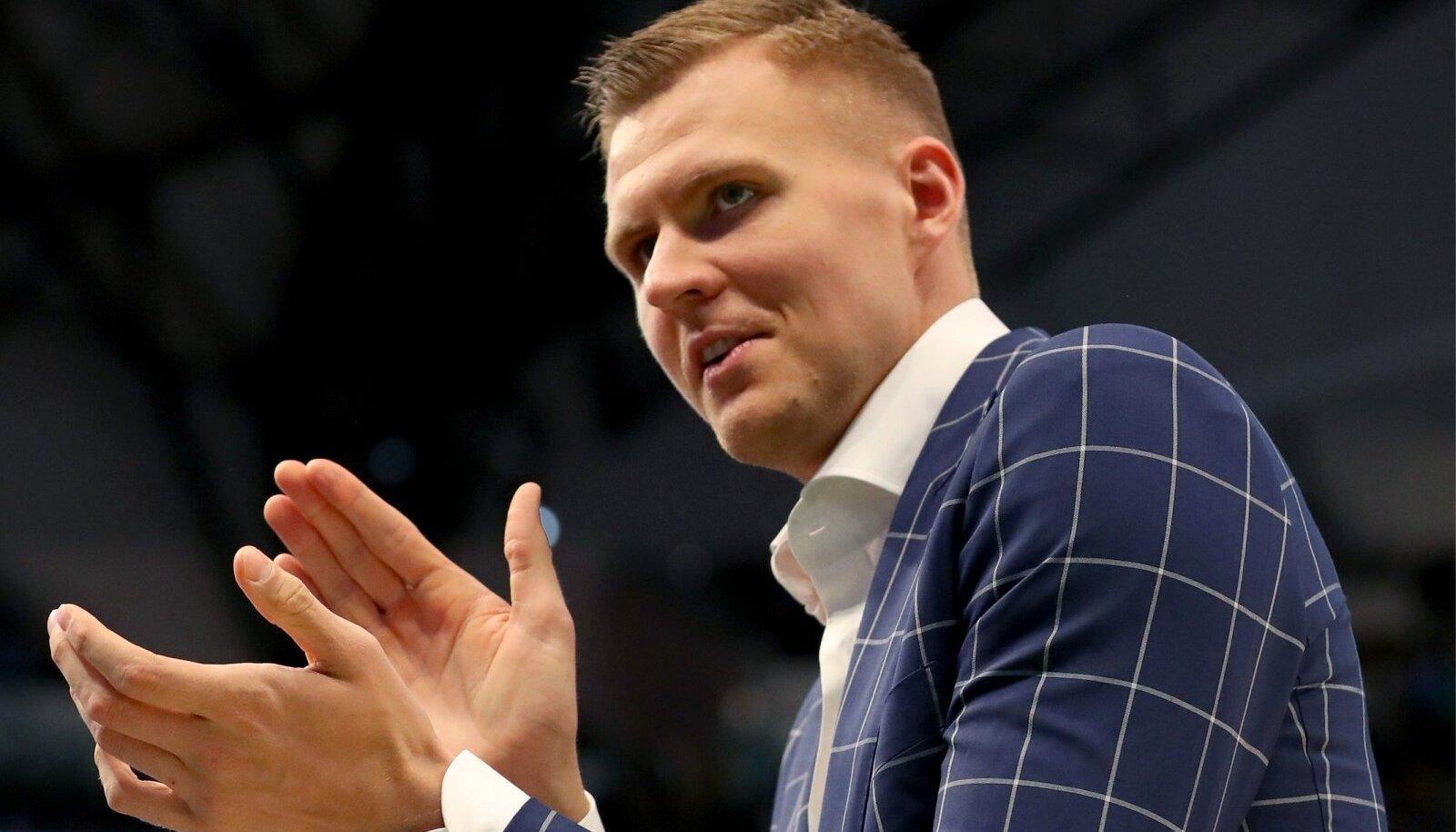 Lätis pakub kõneainet NBA-s mängiva Kristaps Porziņģise võimalik kodumaale lendamine.
