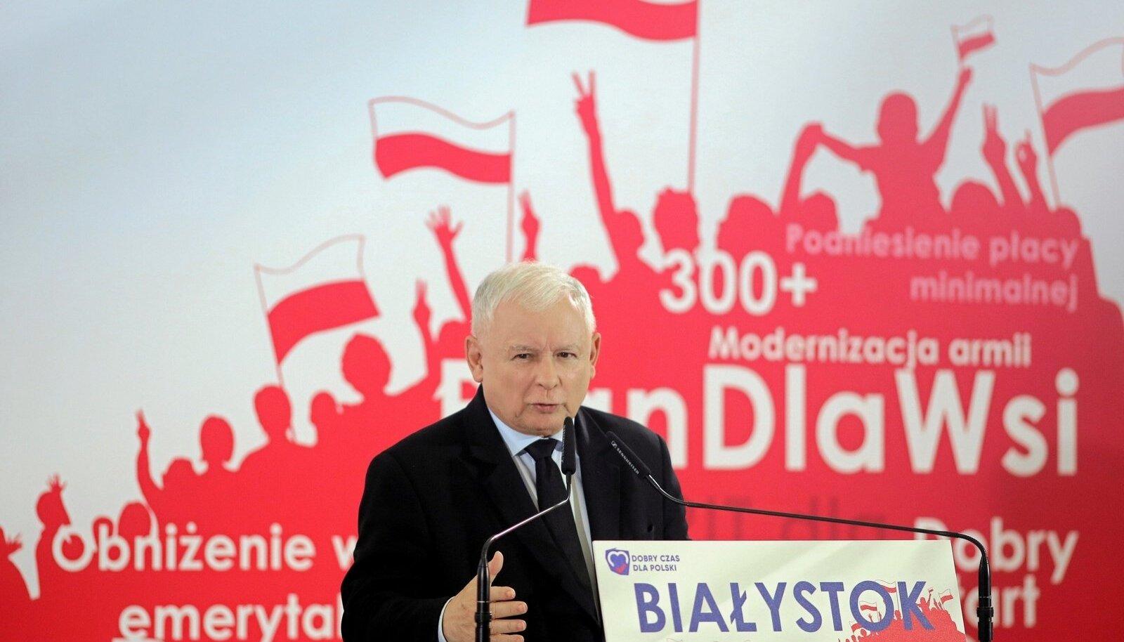 Poola ajakirjanik: EL-i karistusmenetlus võib kesta ka lõputult