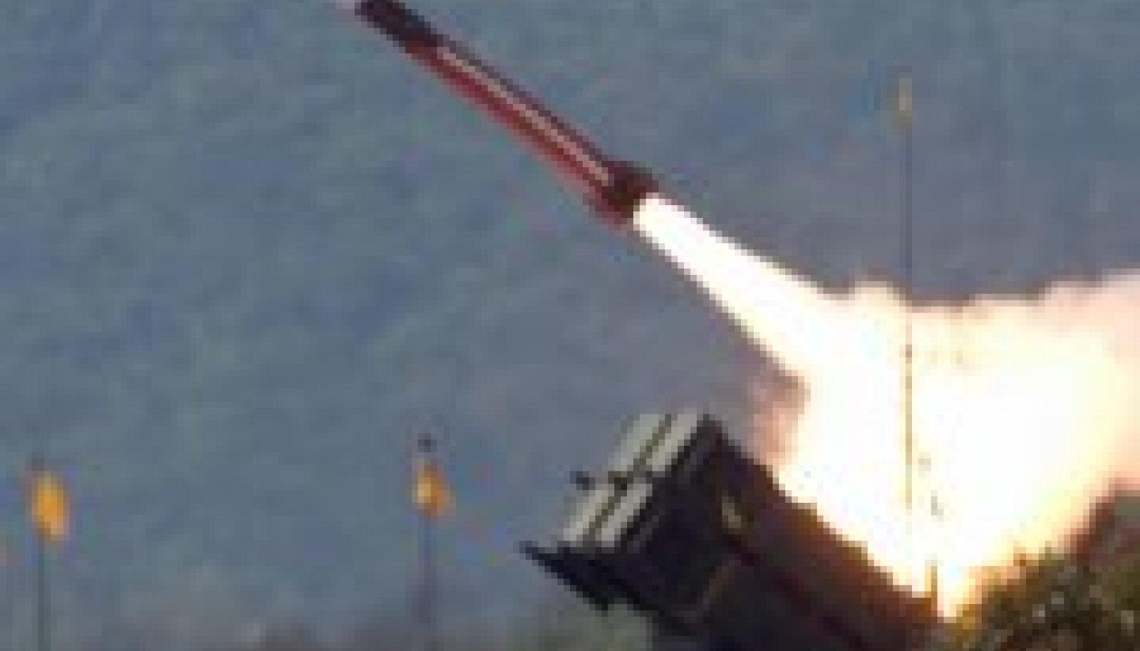 Patriot rakett