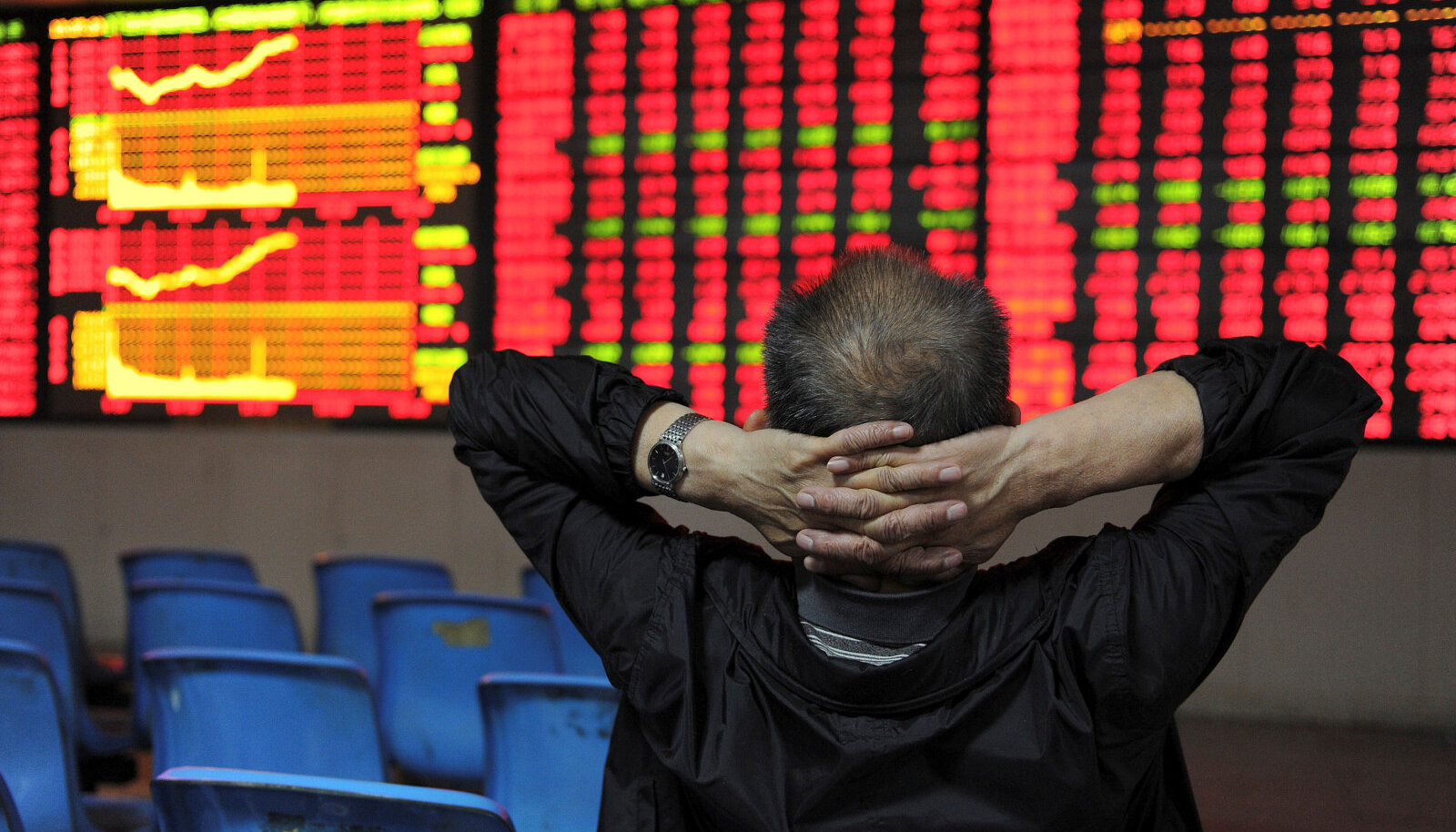 Hiina investor