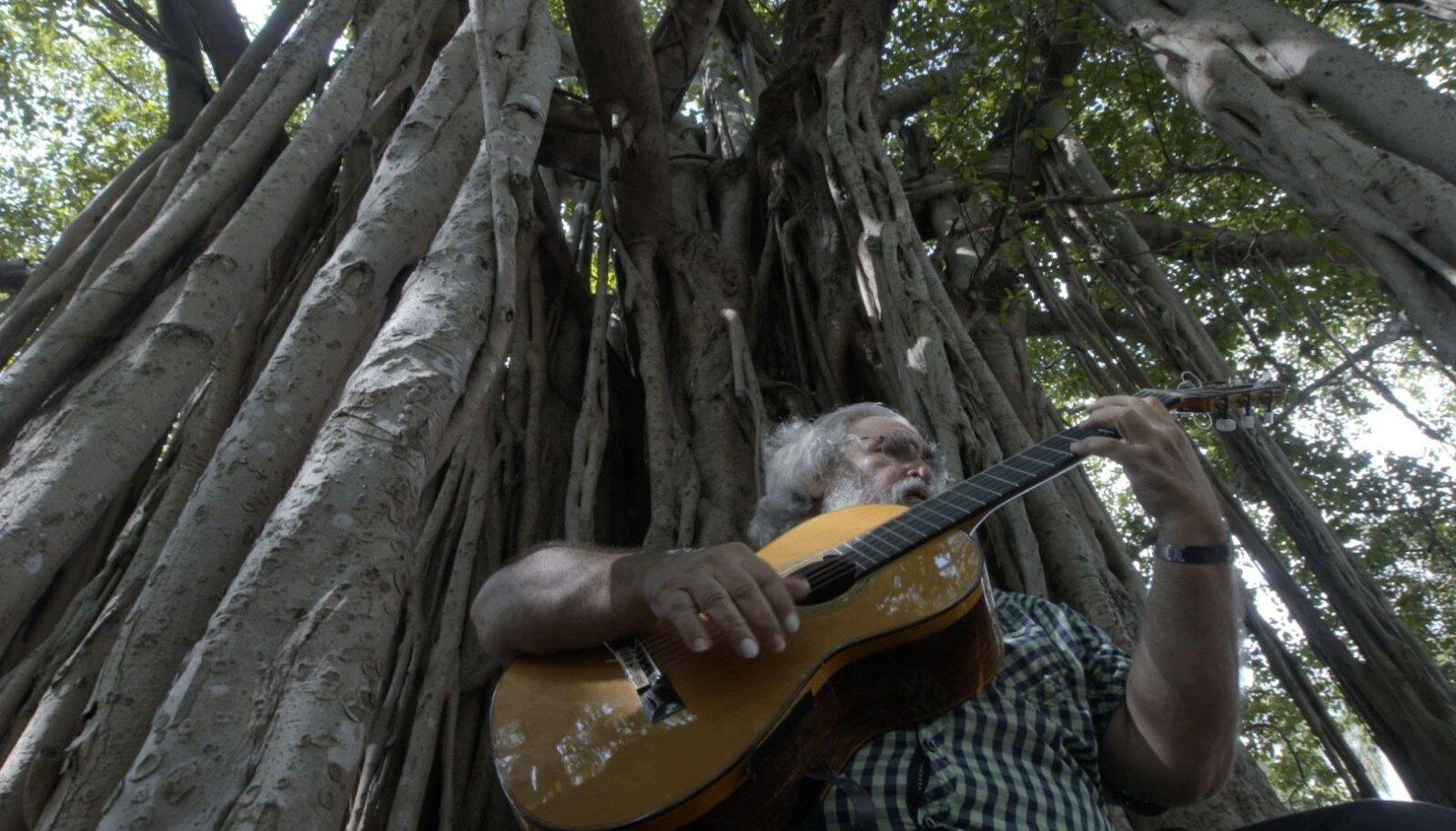 """""""Habaneros"""", saluut Kuubale."""