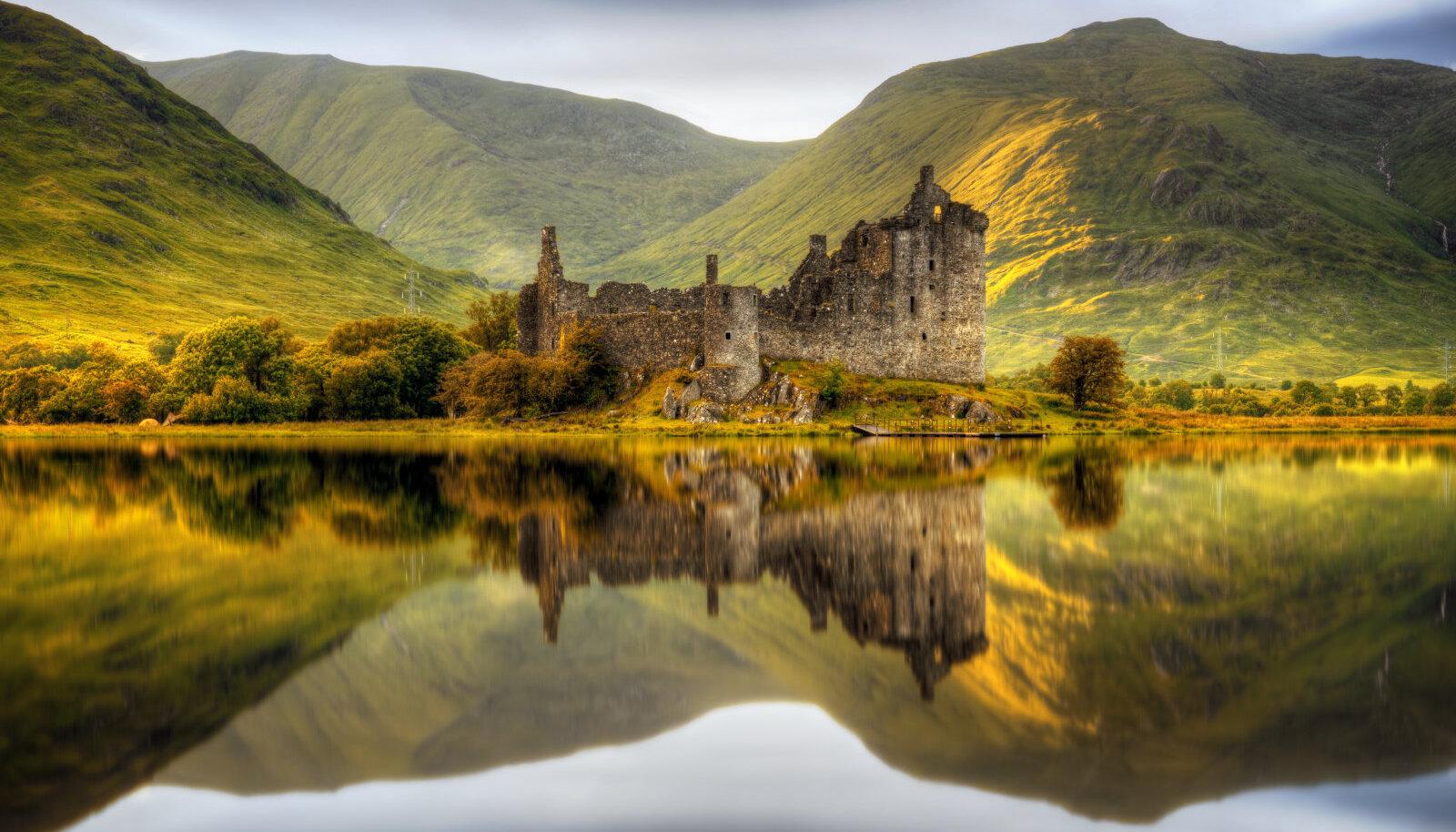 Kilchurni loss Šotimaal
