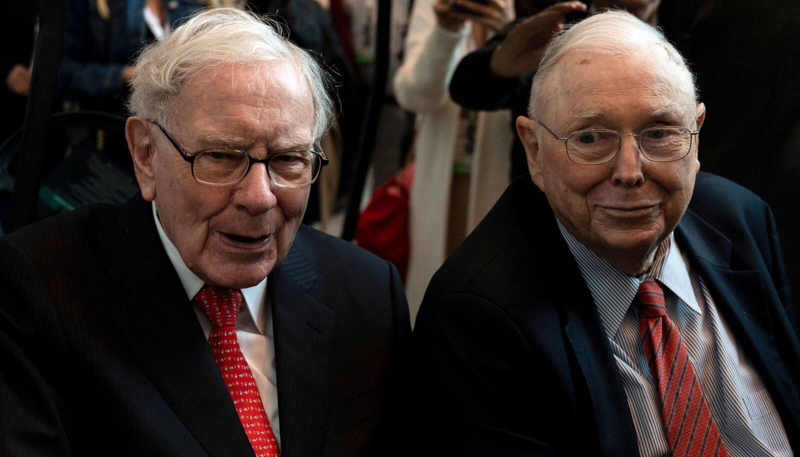 Warren Buffett ja Charlie Munger