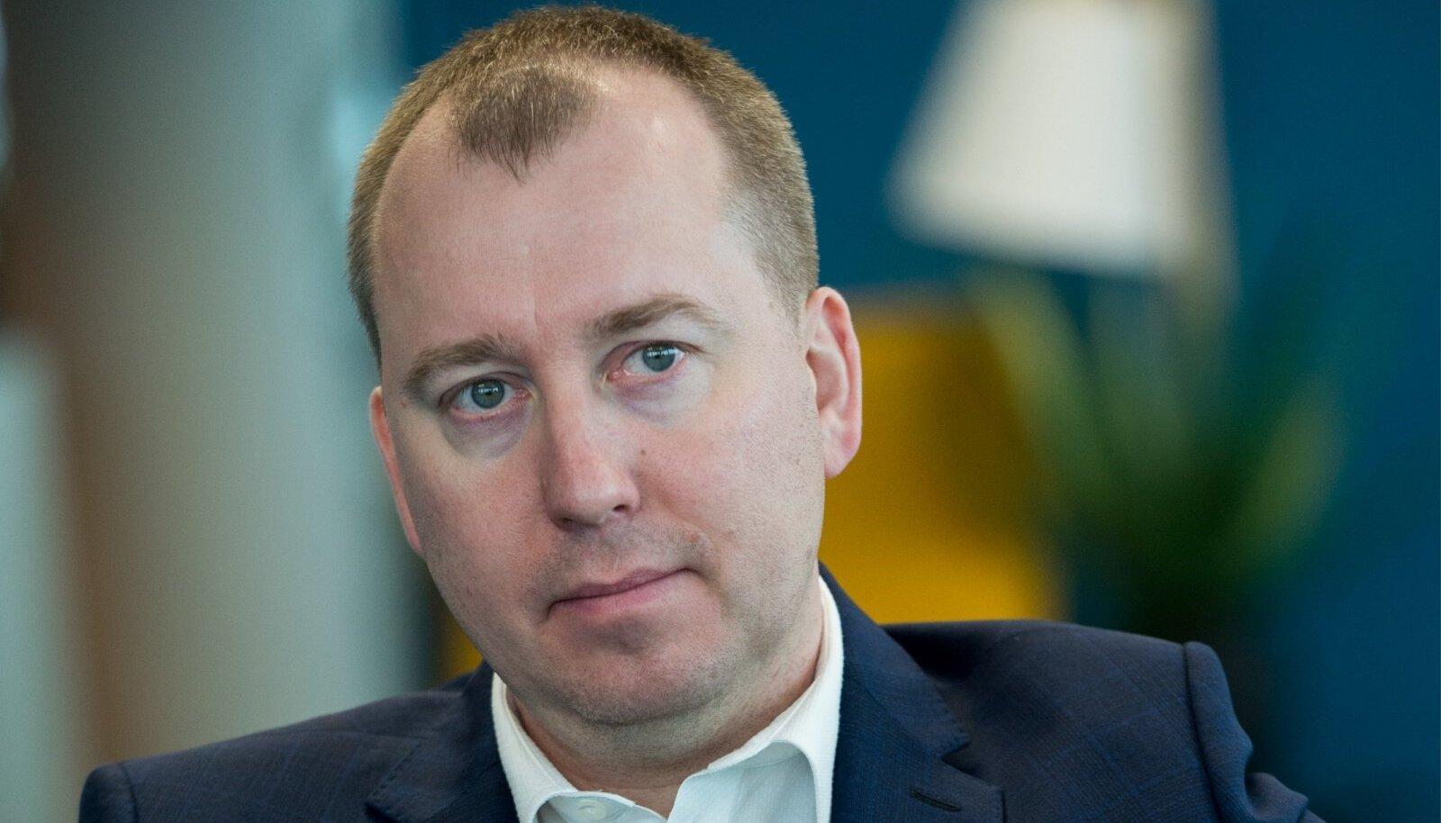 Playtech Estonia tegevjuht Ivo Lasn