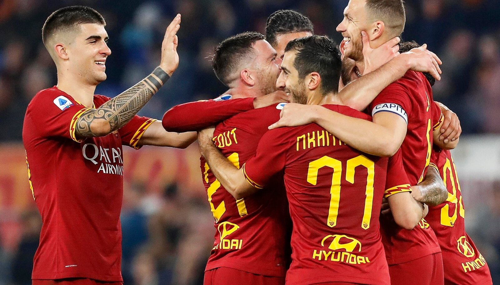 AS Roma players agreed on cut their salaries