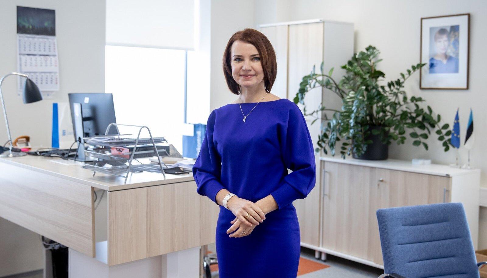 Rahandusminister Keit Pentus-Rosimannus
