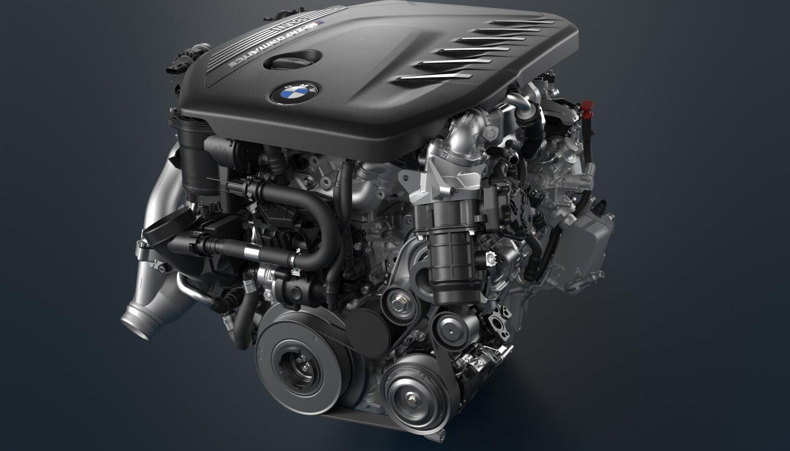 BMW sisepõlemismootor