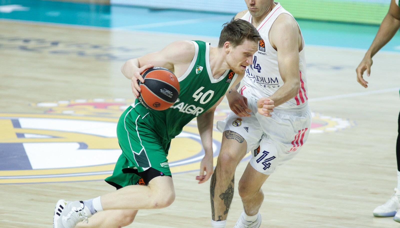Marius Grigonis  (Žalgiris)