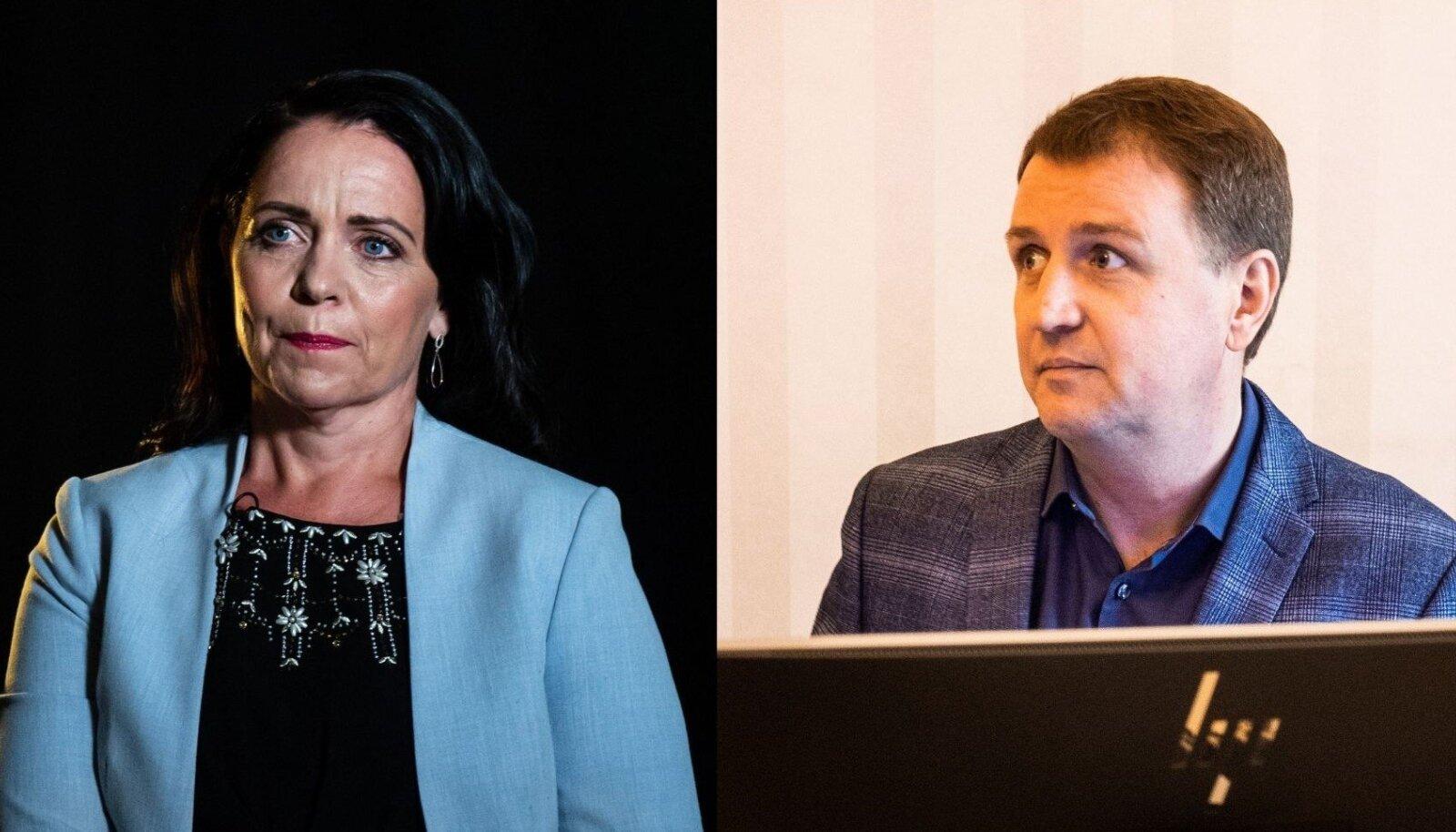 Anneli Ott ja Eduard Odinets