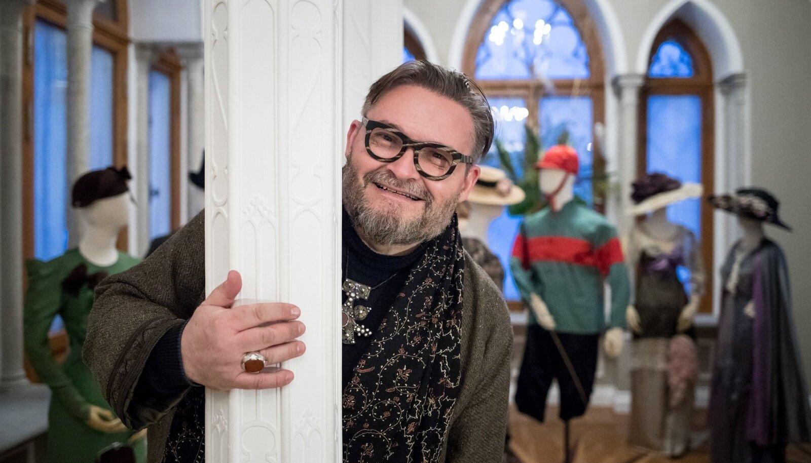 Moeajaloolase Aleksandr Vassiljevi moenäitus