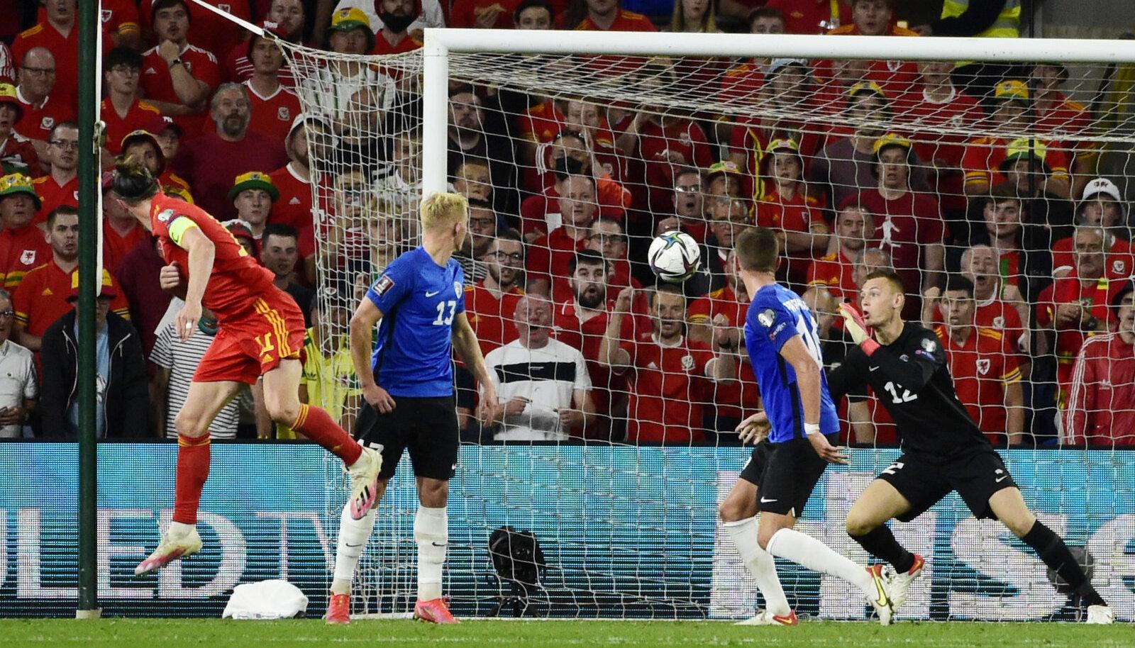 Gareth Bale püüdis, mis ta püüdis, aga Karl Jakob Heina sedapuhku ta üle ei mänginud.