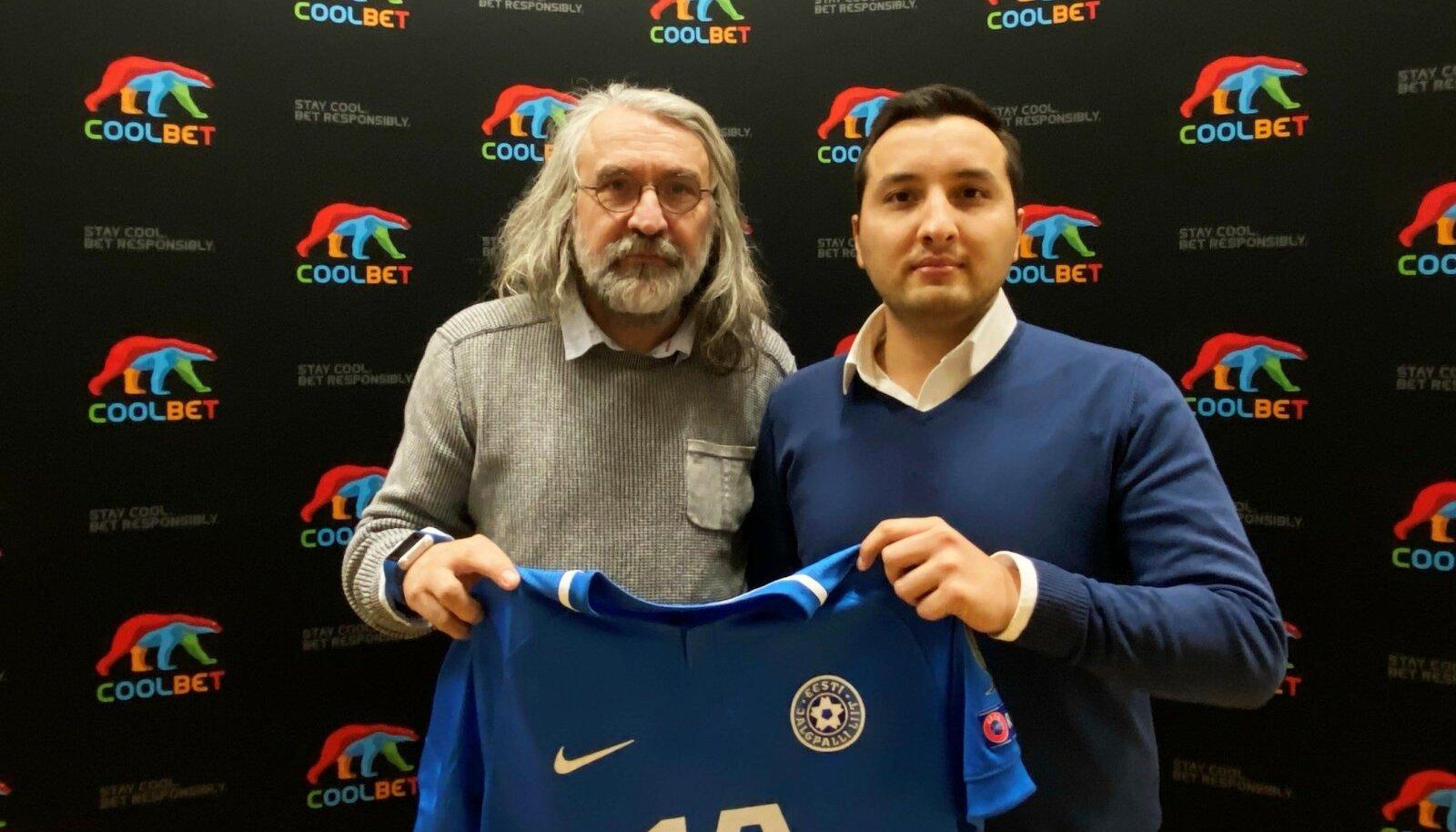 Aivar Pohlak ja Samir Abdurahmanov