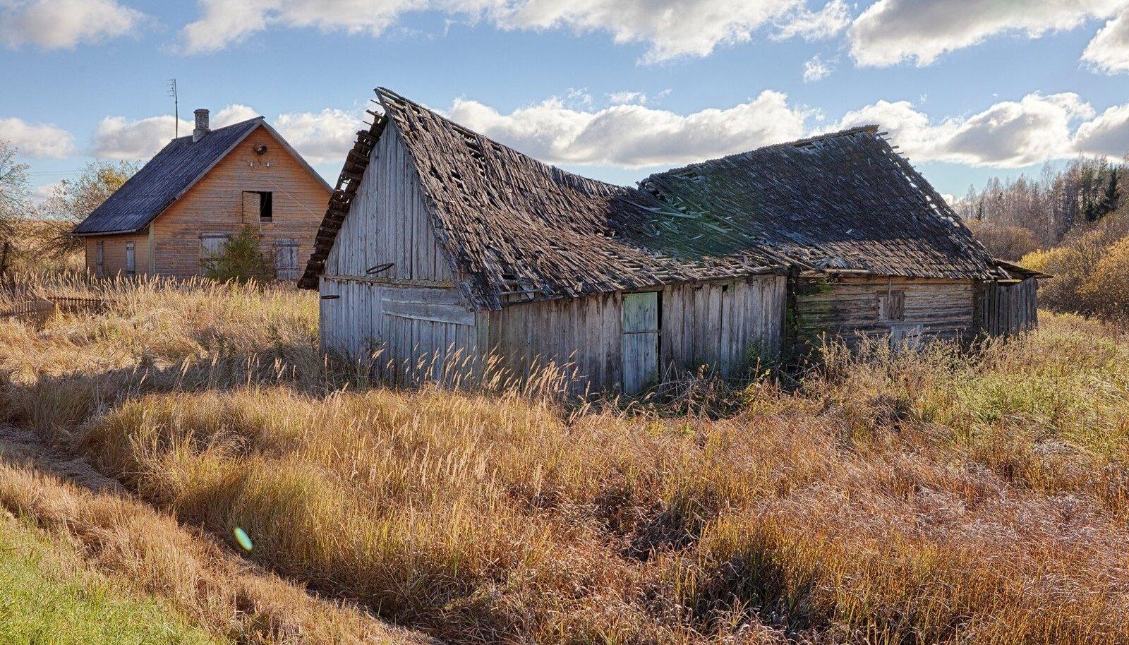 Väljaspool Harjumaad asuva talukompleksi ostmiseks ja kordategemiseks pangast laenu saada on üldjuhul väga väike võimalus.