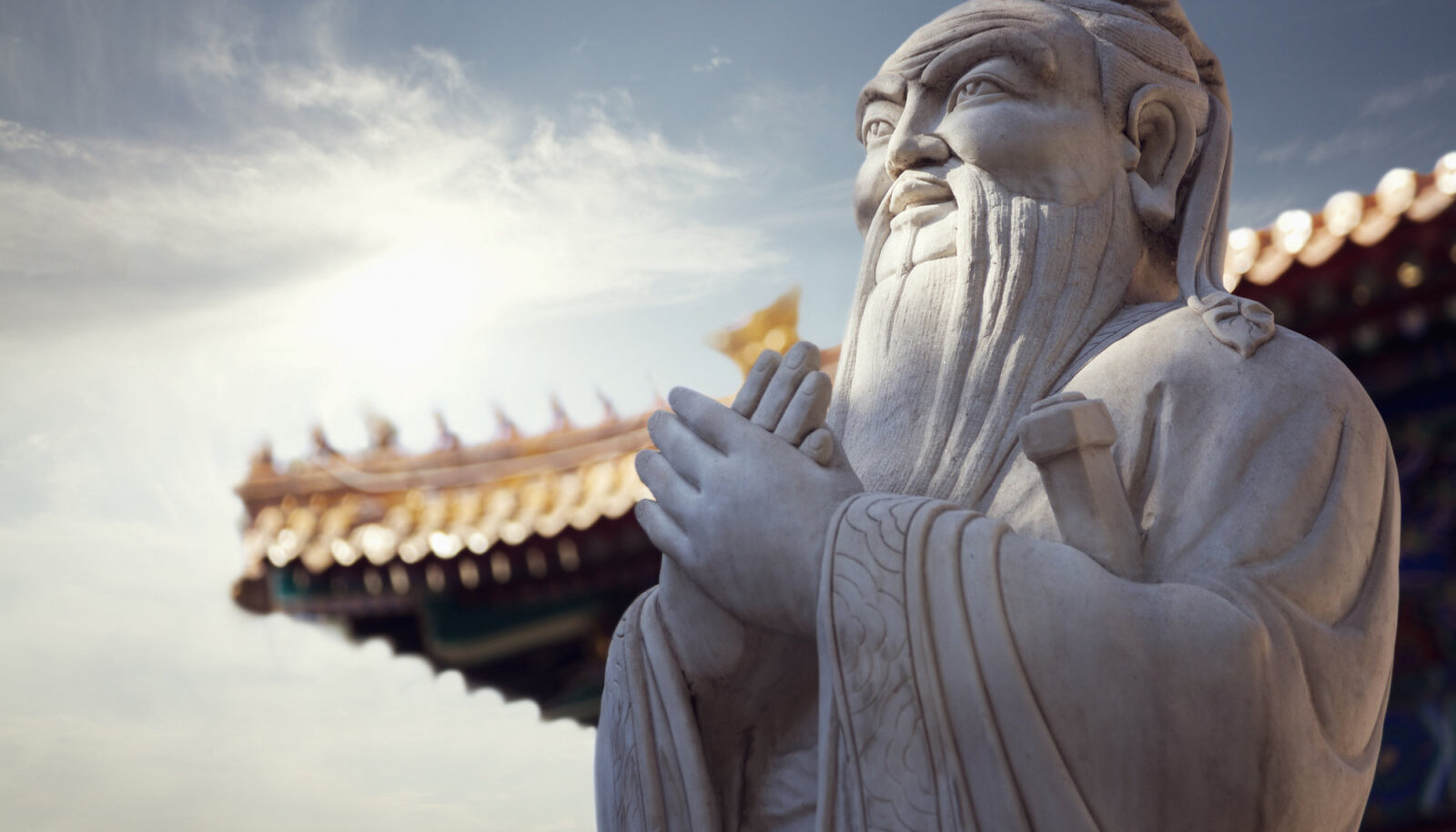 Konfutsius oli Vana-Hiina poliitik ja filosoof