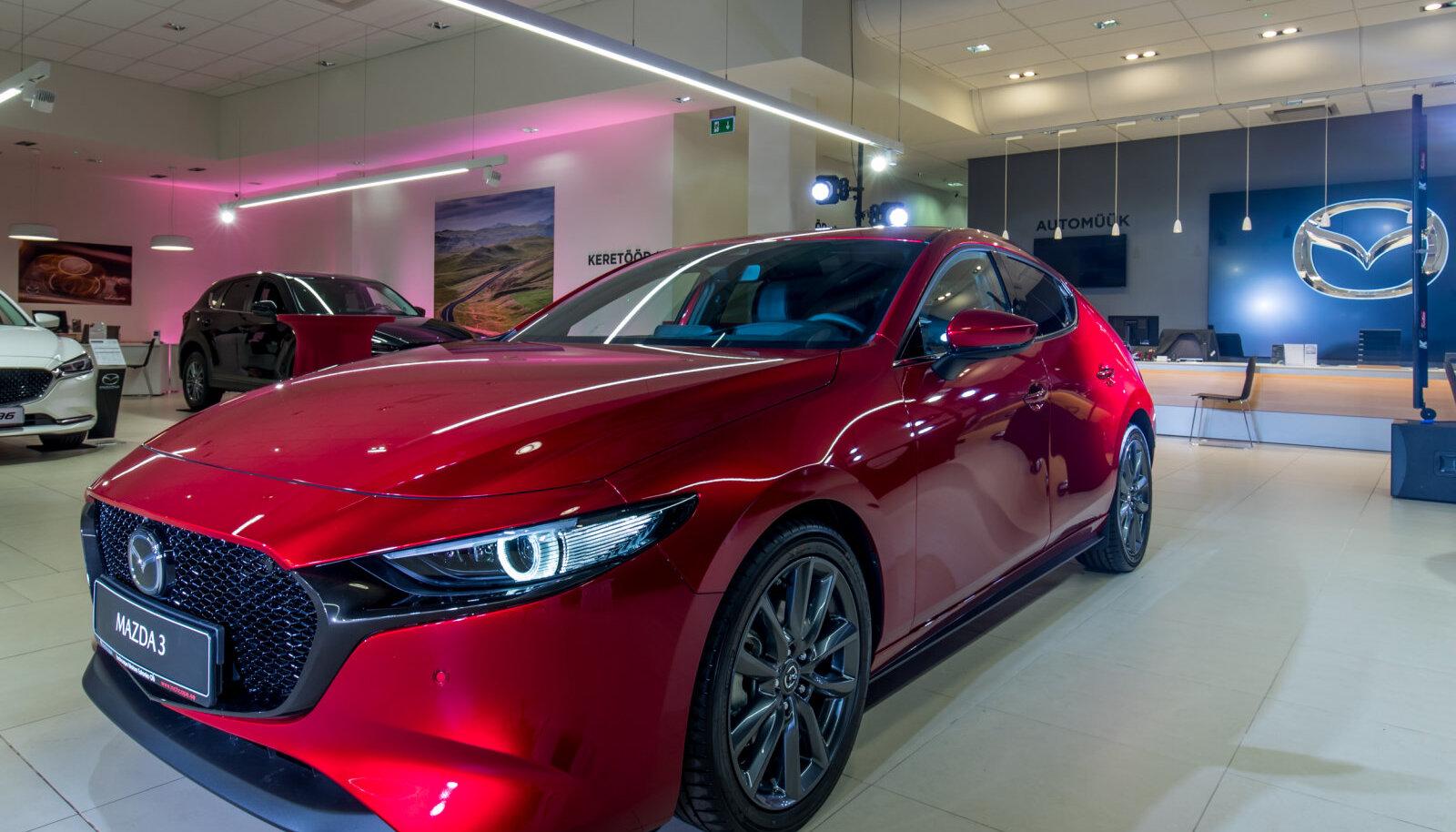 Uus Mazda3