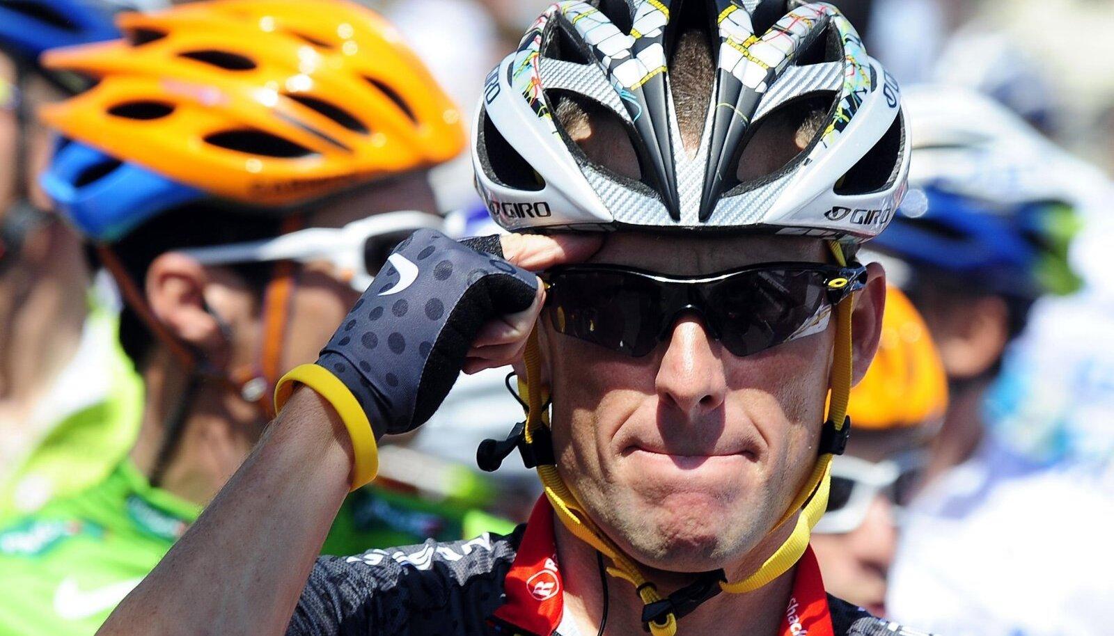 Kohatu oleks seostada maailma üht tuntumat dopingutarvitajat Lance Armstrongi nõukogude spordisüsteemiga.