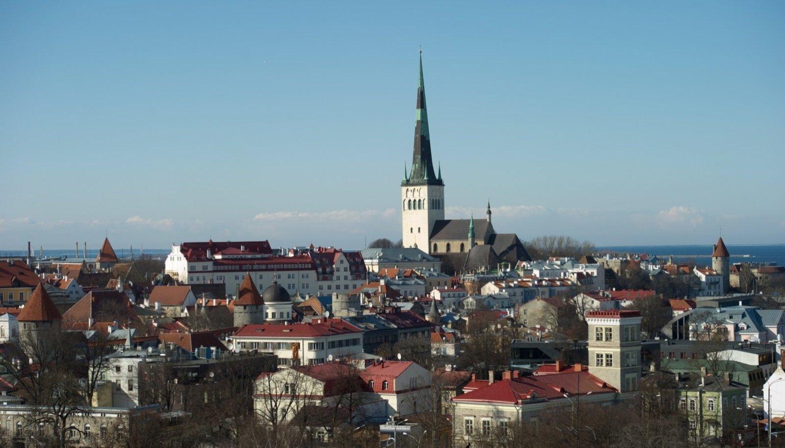 Tallinna vanalinn,Oleviste kirik