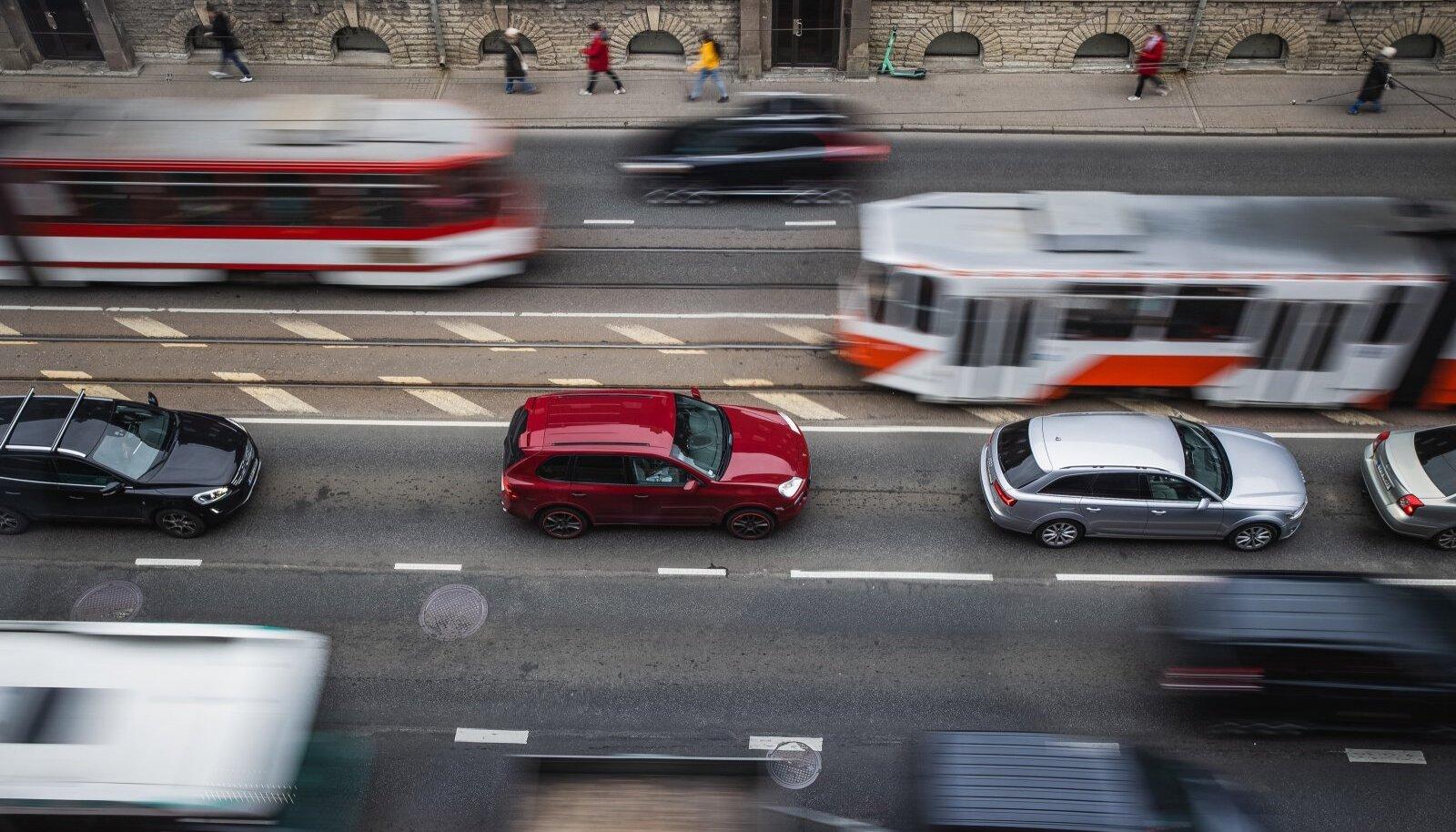 Tallinna liiklus