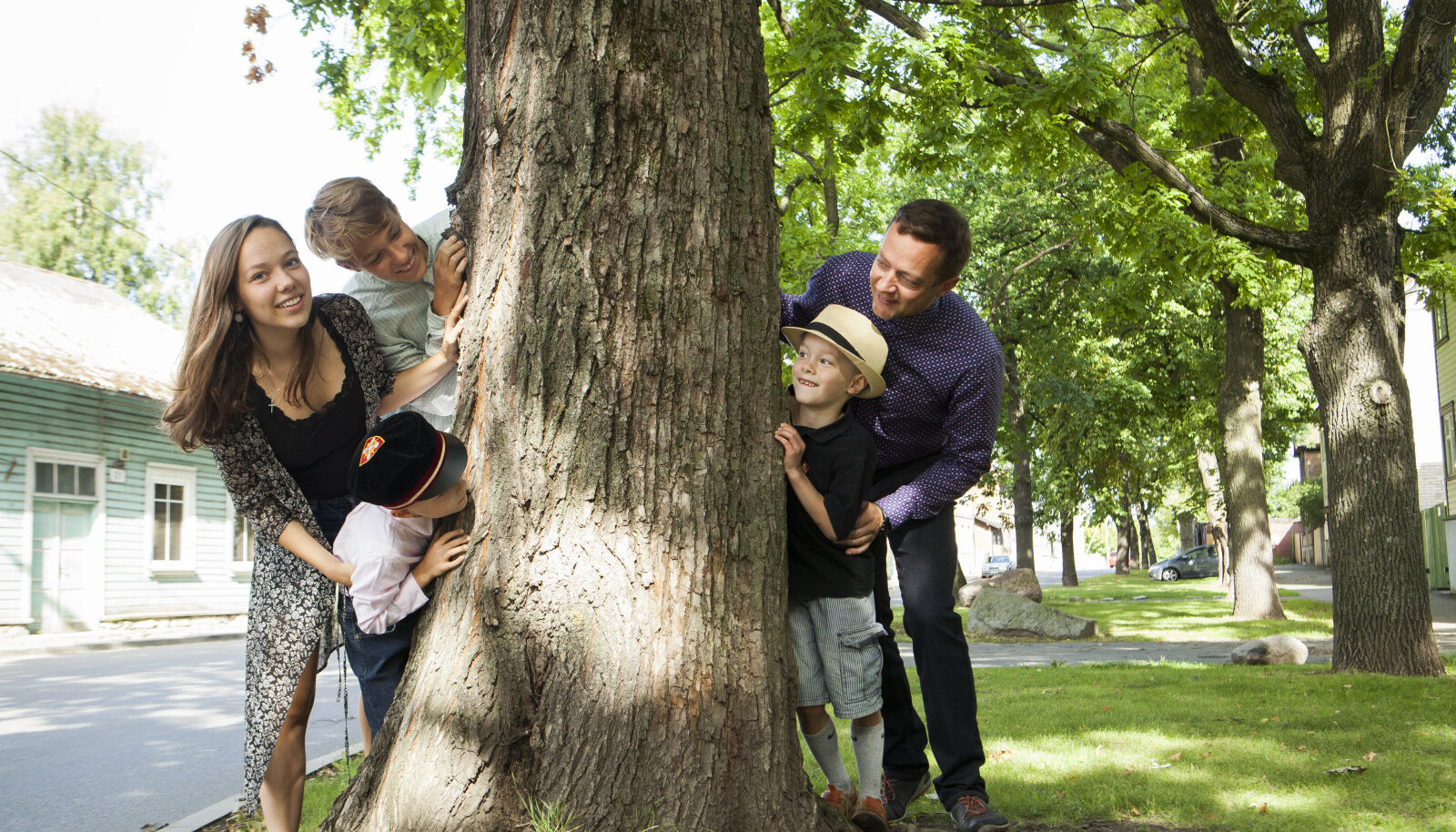 Indrekul on vedanud – kui laps on mehe isa, siis temal on isasid suisa neli.