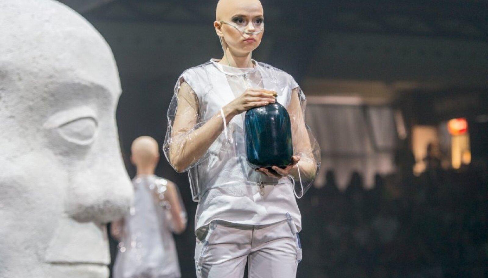 Artificial Aid, Kristiina Feldmann