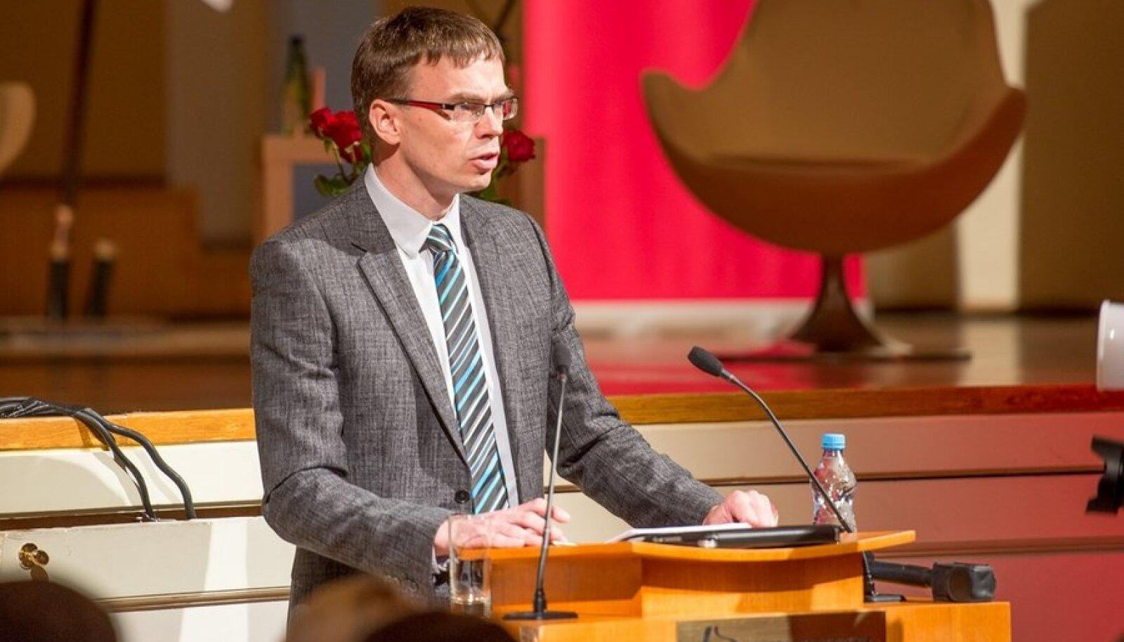 SDE üldkogu Estonia kontserdisaali