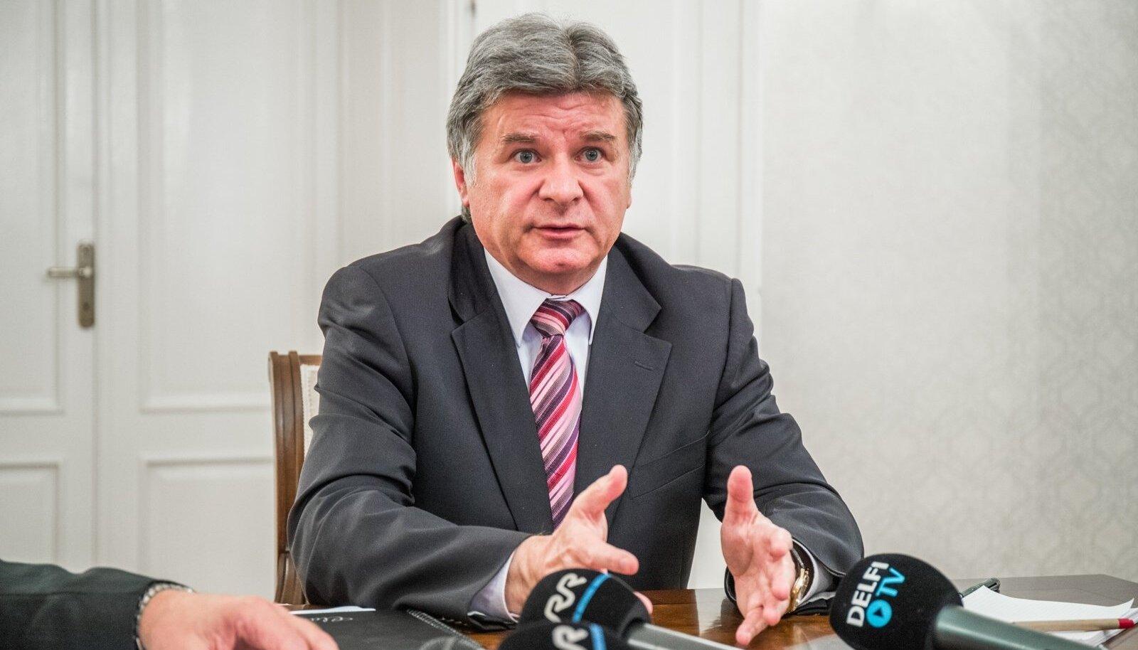 Pressikonverents Venemaa saatkonnas