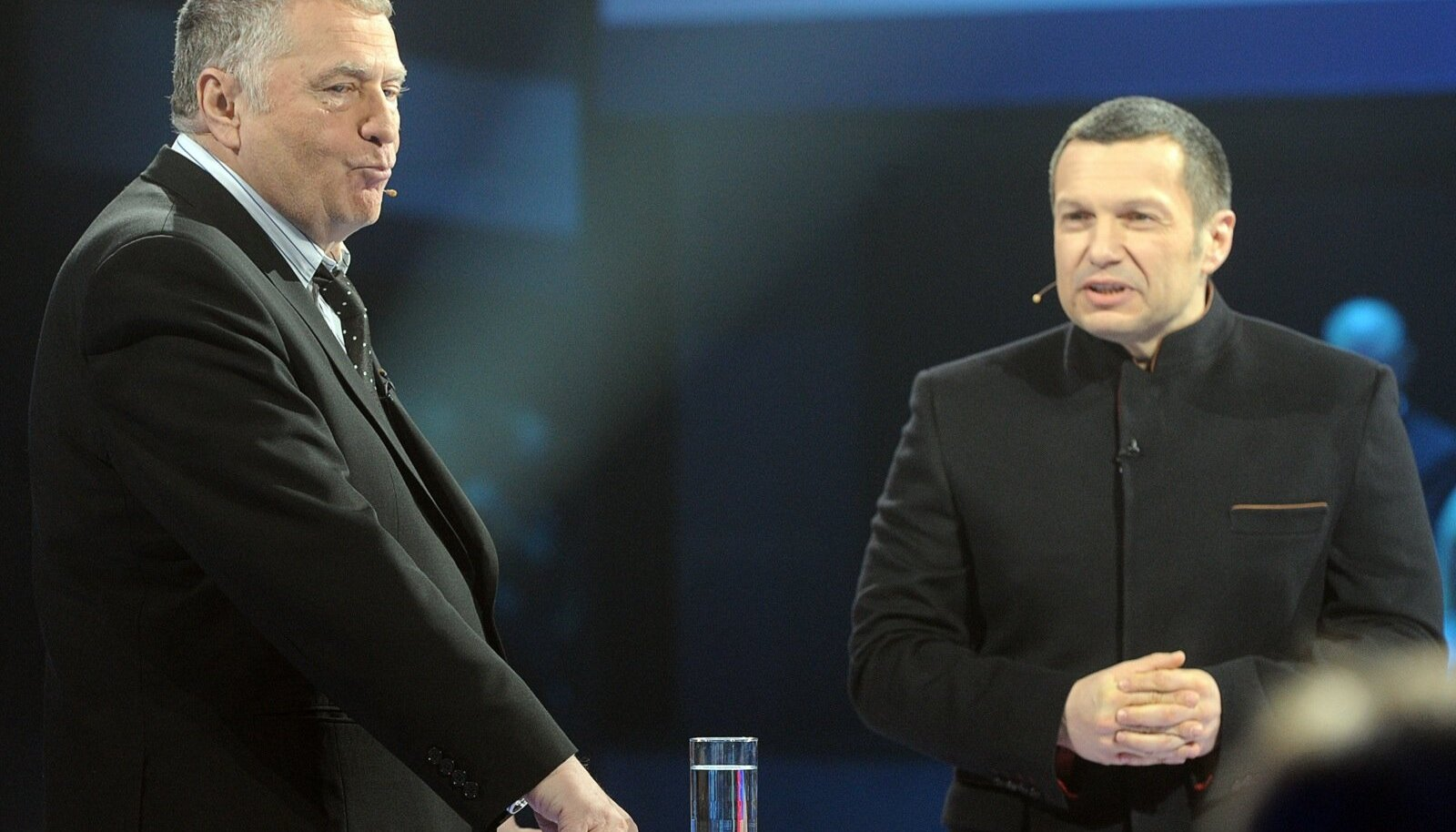 Žirinovski ja Solovjov