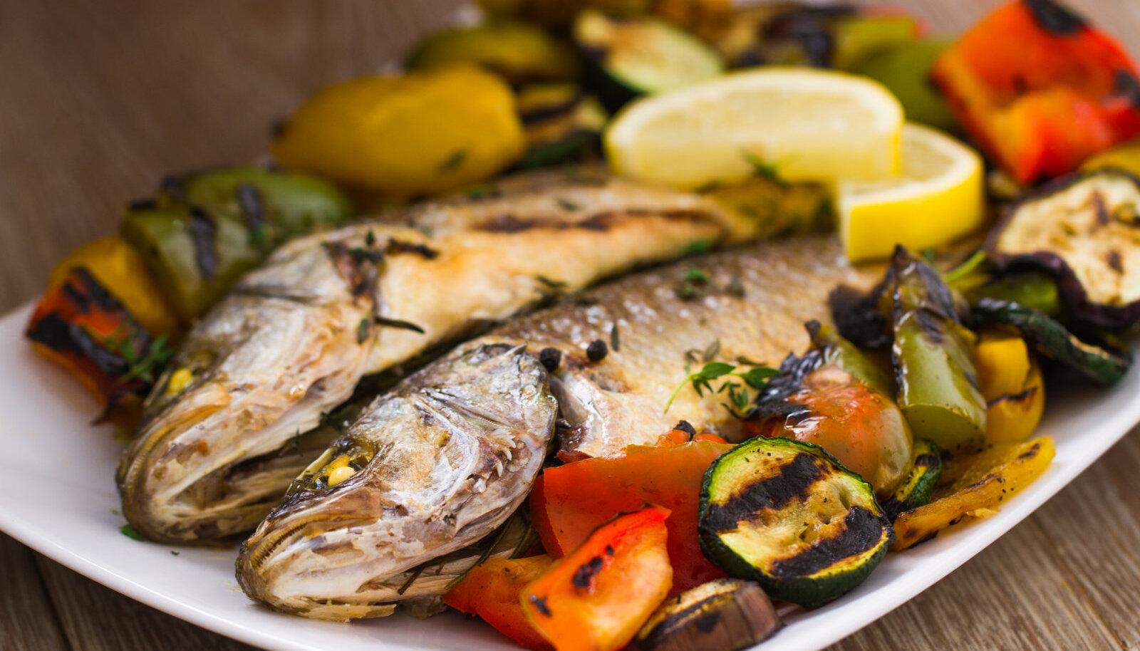 Vahemere toit